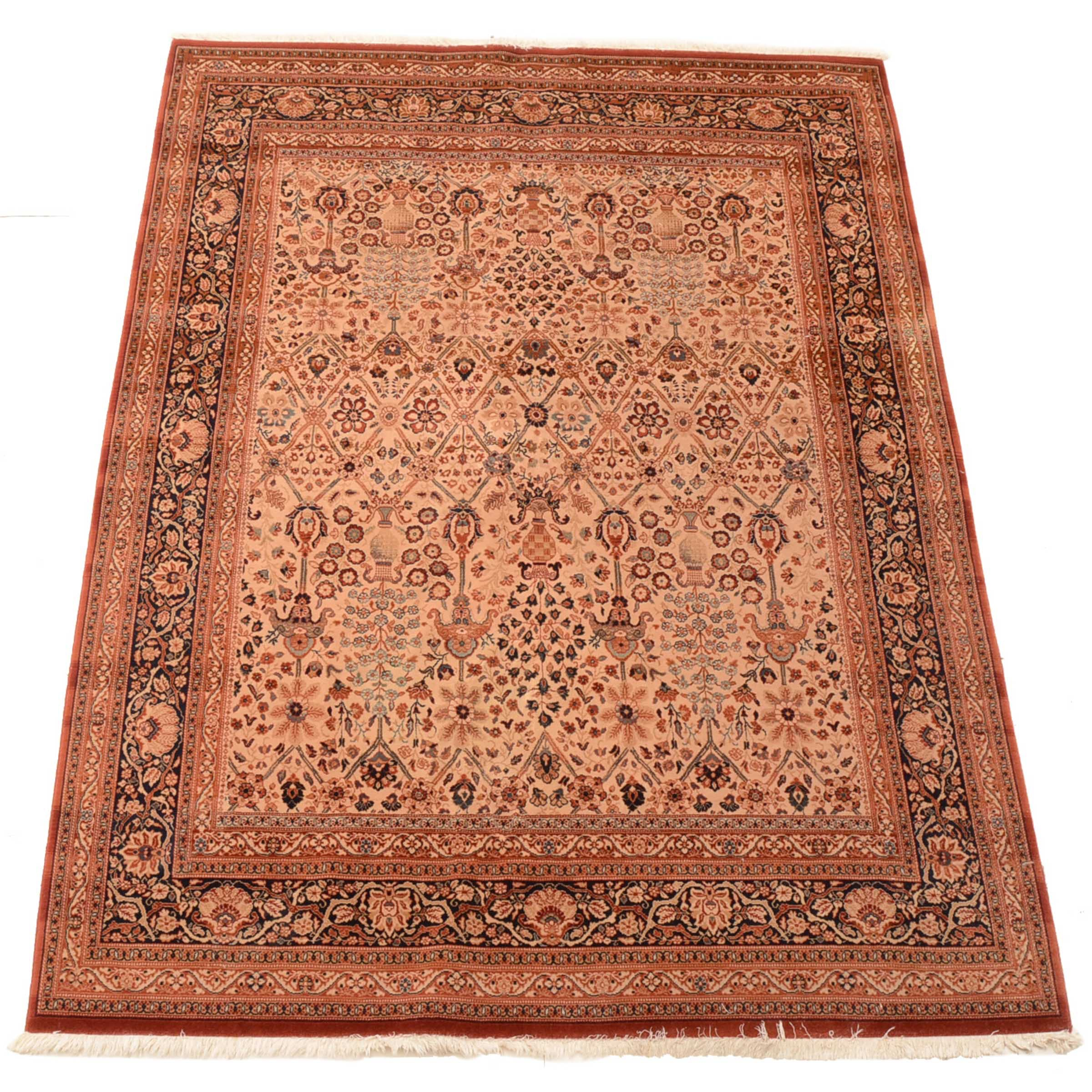 "Karastan ""Antique Tabriz"" Persian Treasures Area Rug"