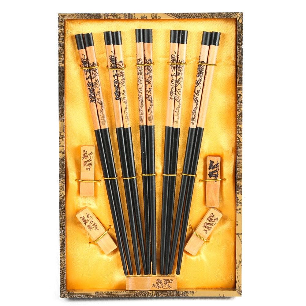Chinese Chopstick Set
