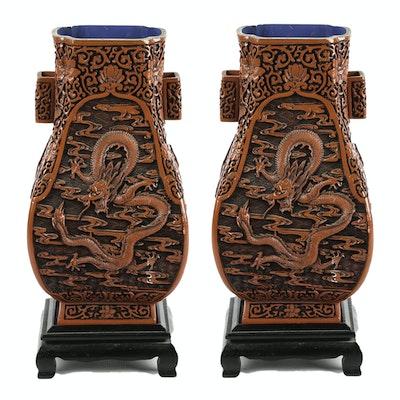Vintage Decorative Vases Antique Vases In Lighting Porcelain