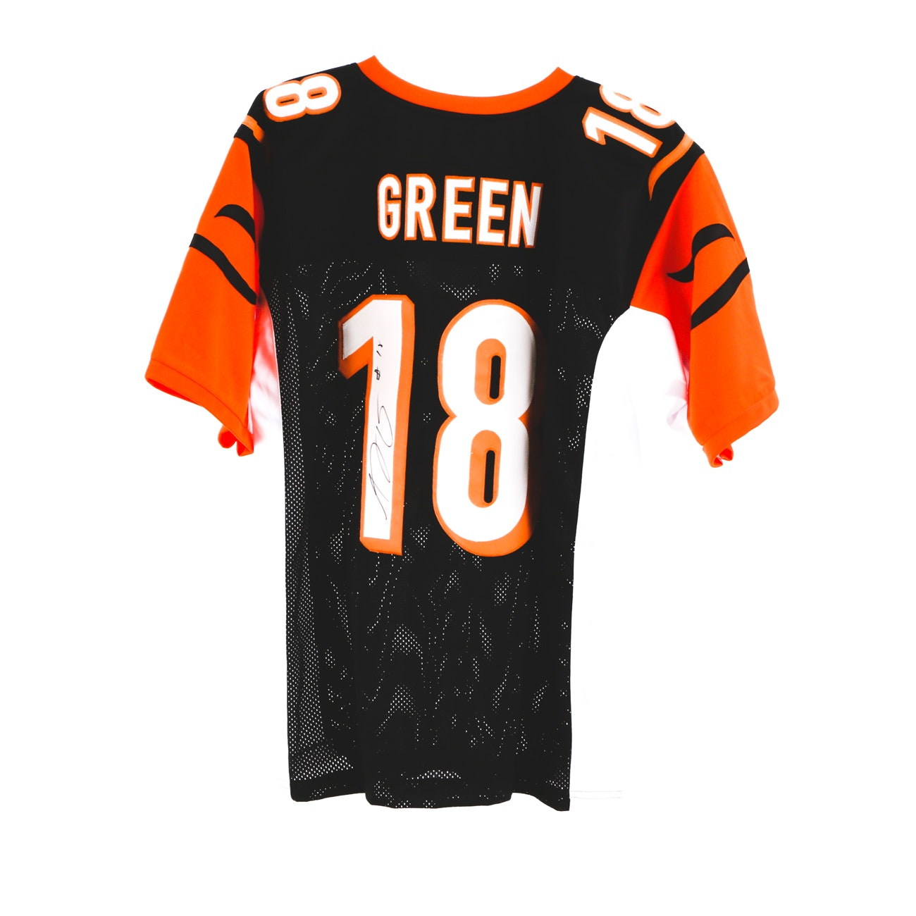 A. J. Green Signed Jersey  COA
