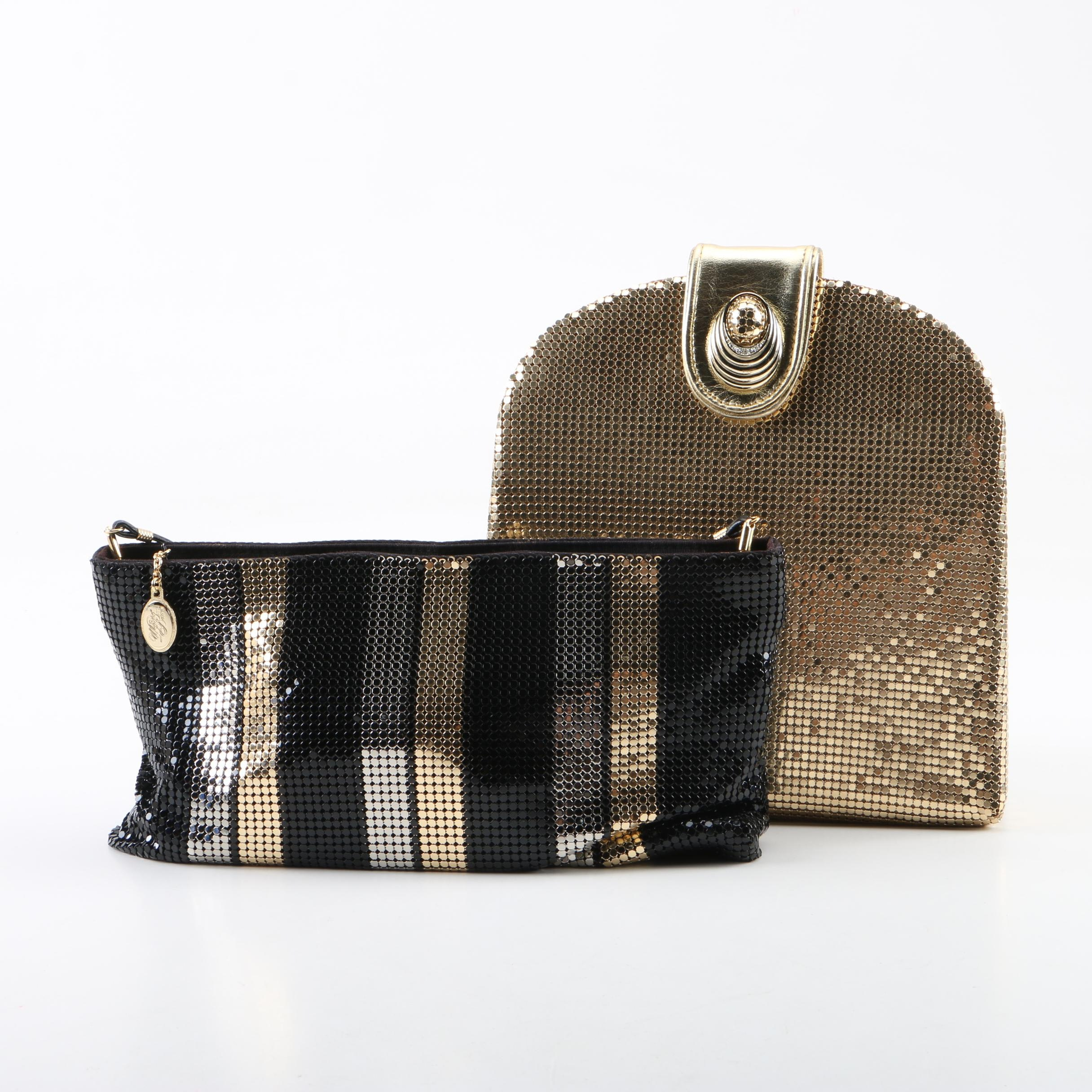 Whiting and Davis Mesh Evening Bags