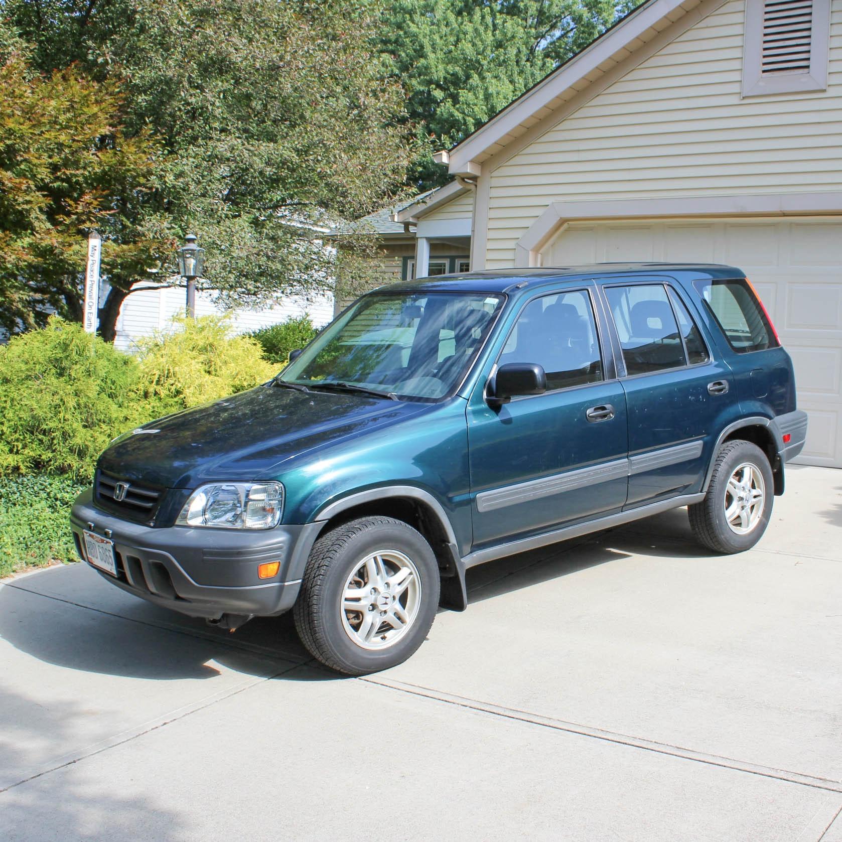 1997 Honda CR-V SUV