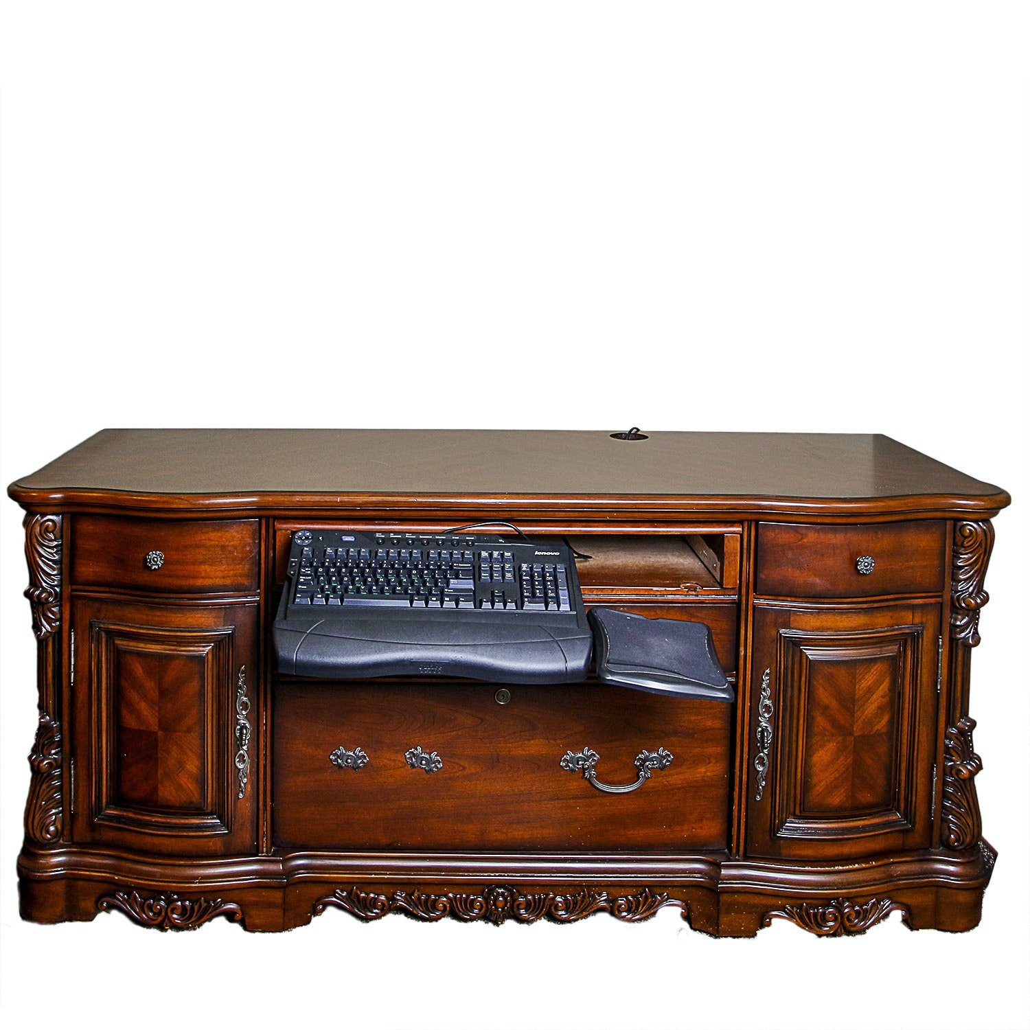 Louis XV Style Office Sideboard