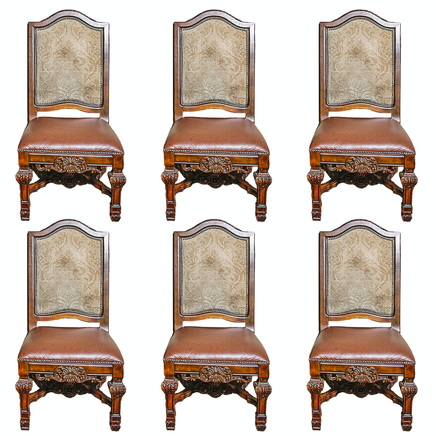 French Provincial Style Side Chairs