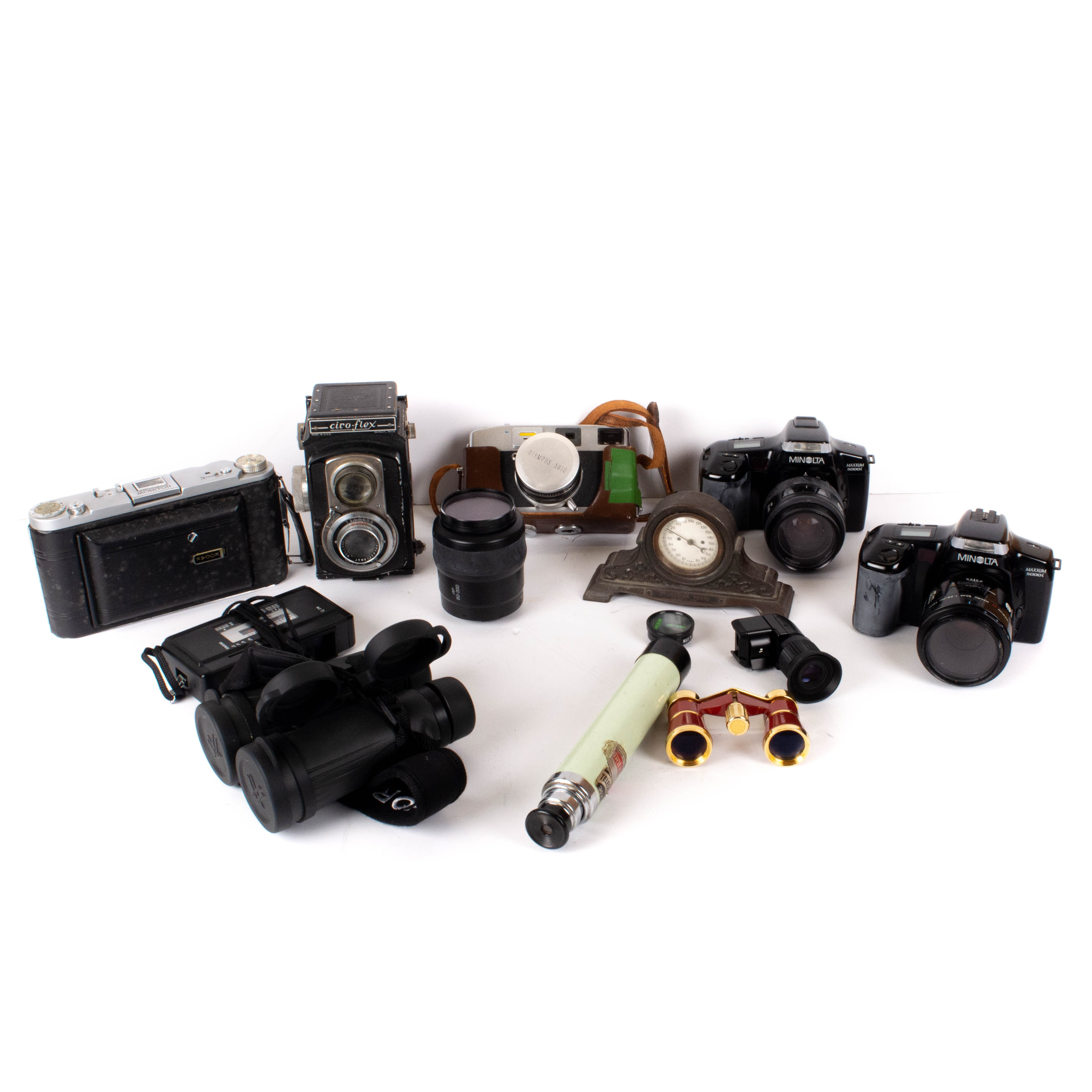 Antique and Vintage Optical Equipment