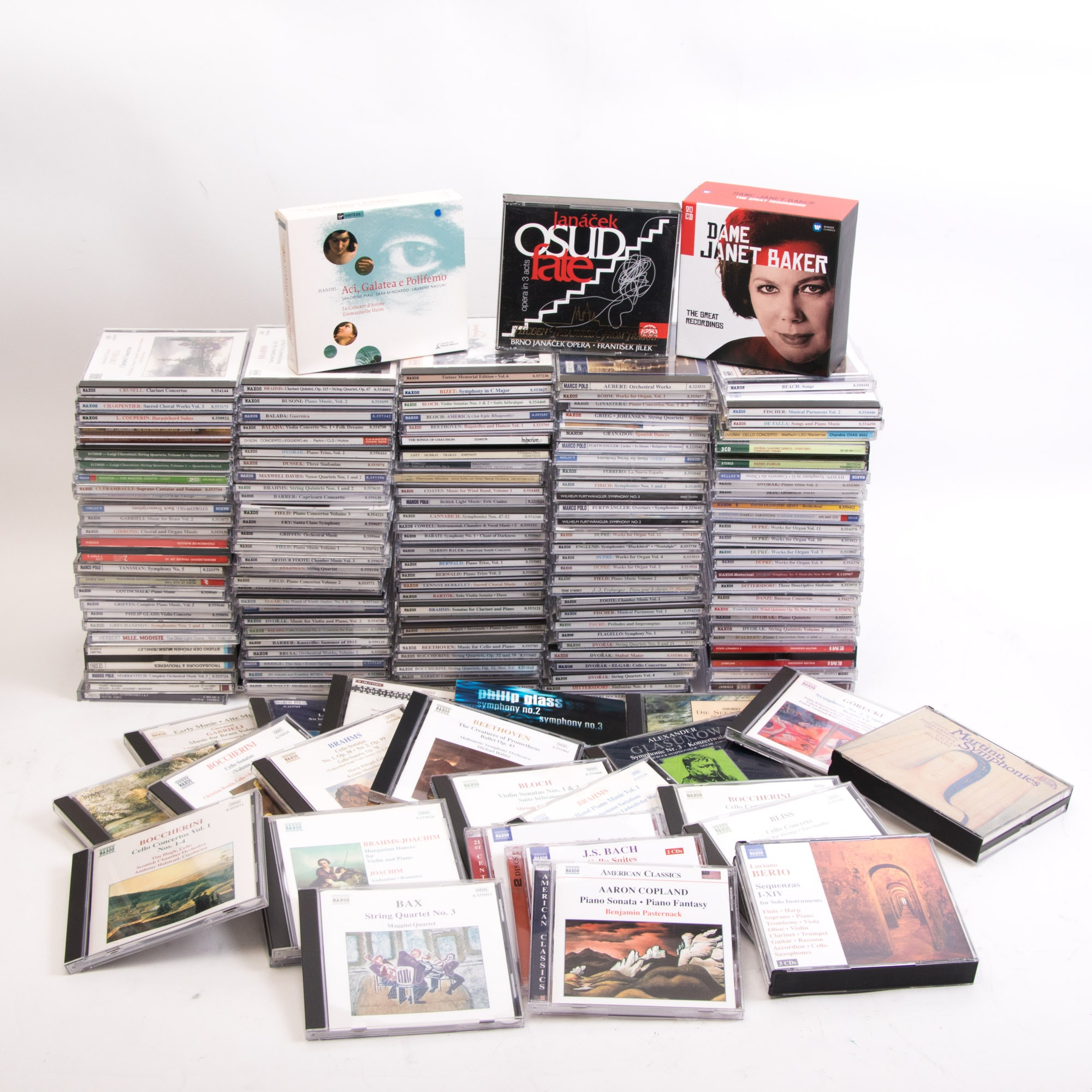 Assorted Collection of Classical and Orchestral CDs