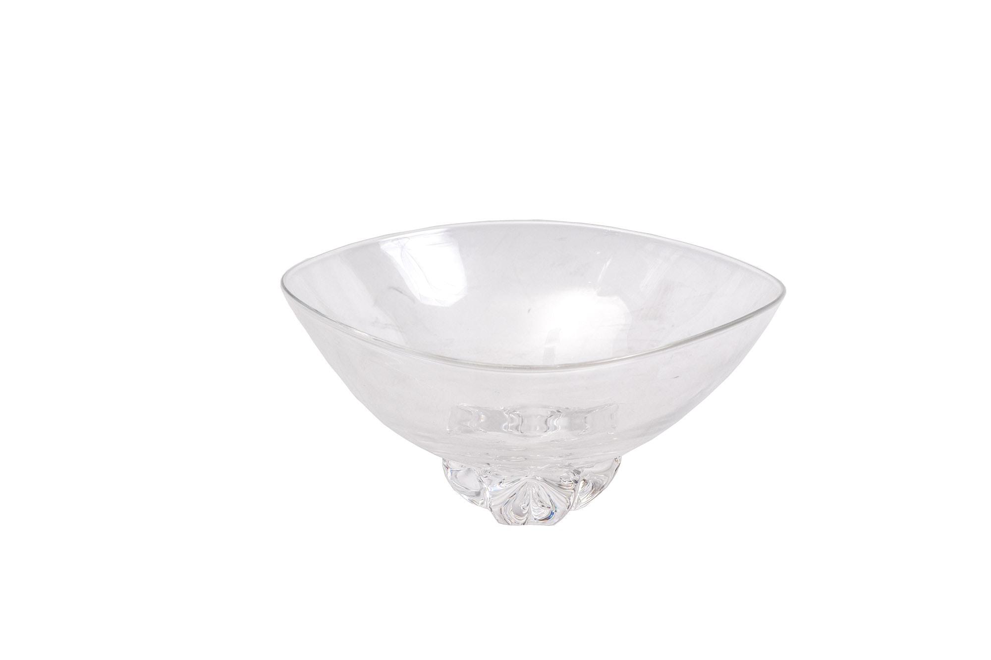 Vintage Steuben Crystal Bowl
