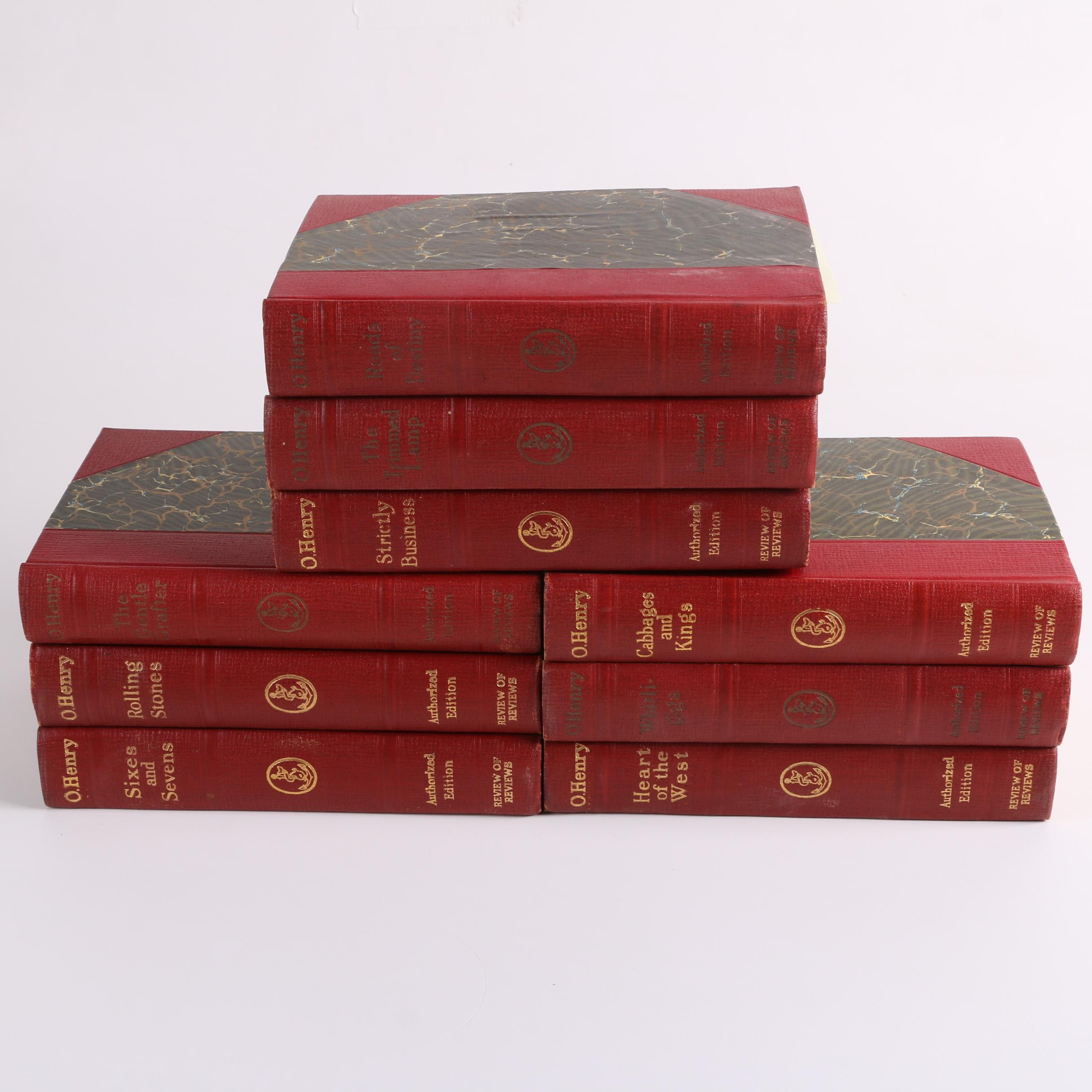 Early-1900s Anthology of O. Henry's Works