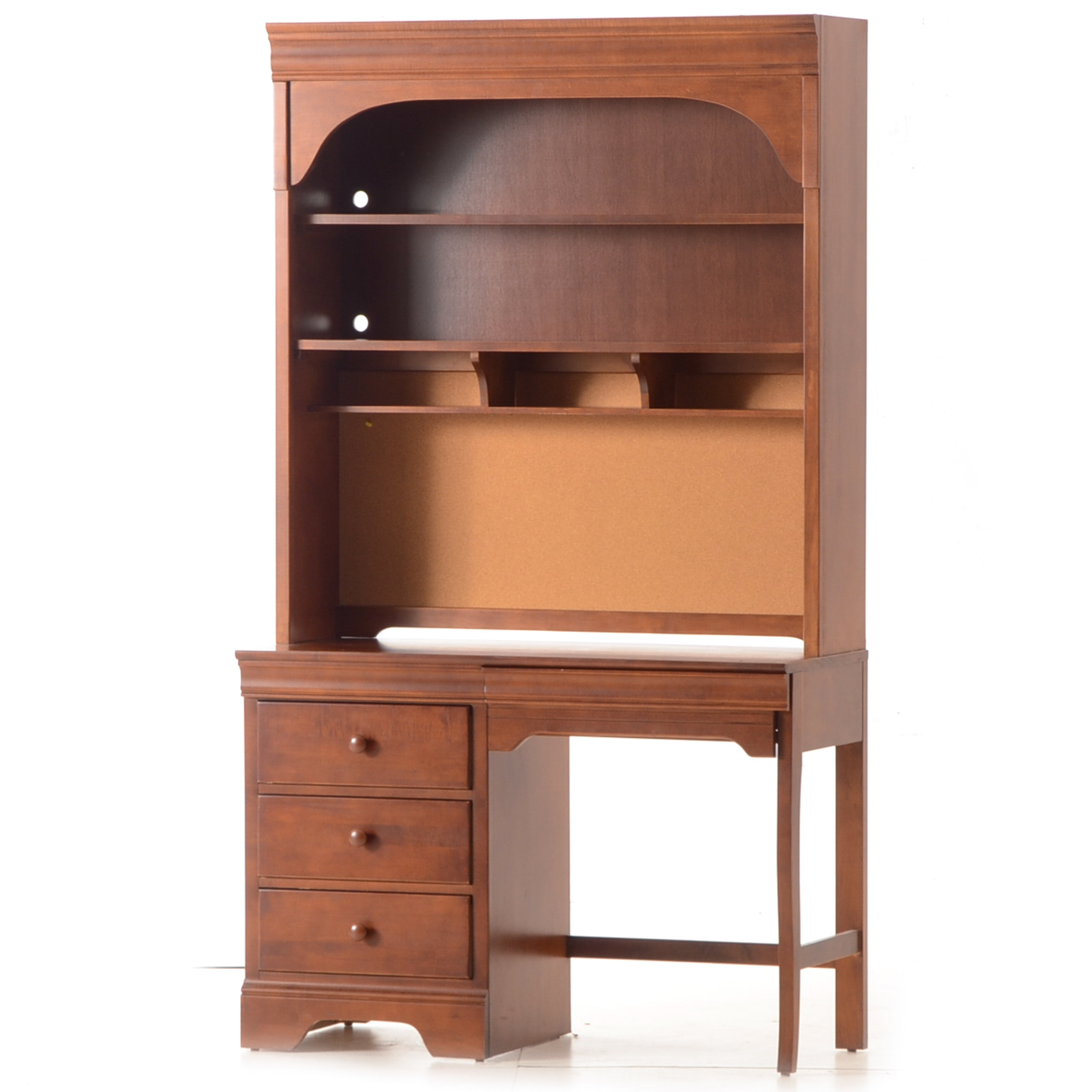 """Stanley """"Young America"""" Desk with Hutch"""