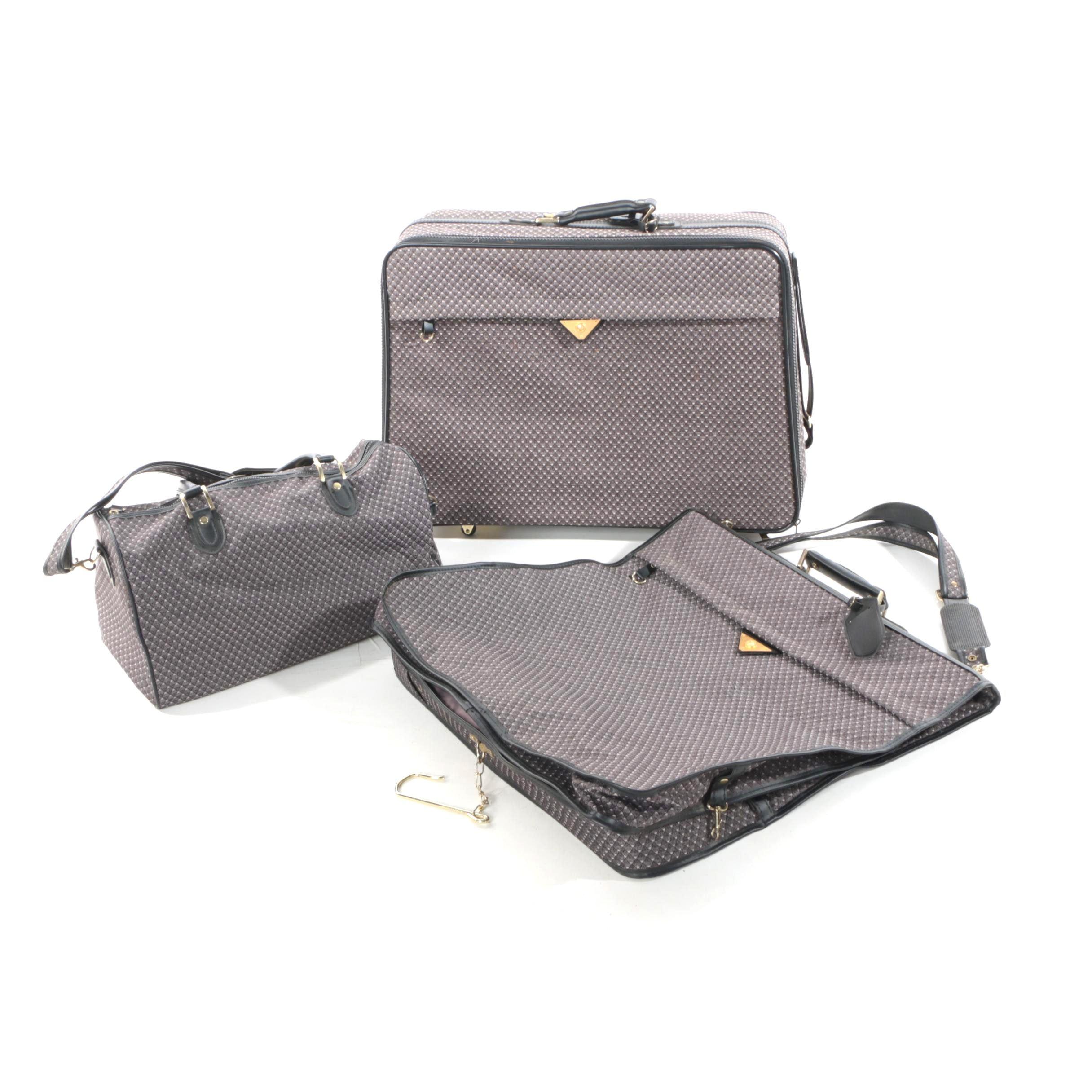 Vintage Verdi Luggage Set