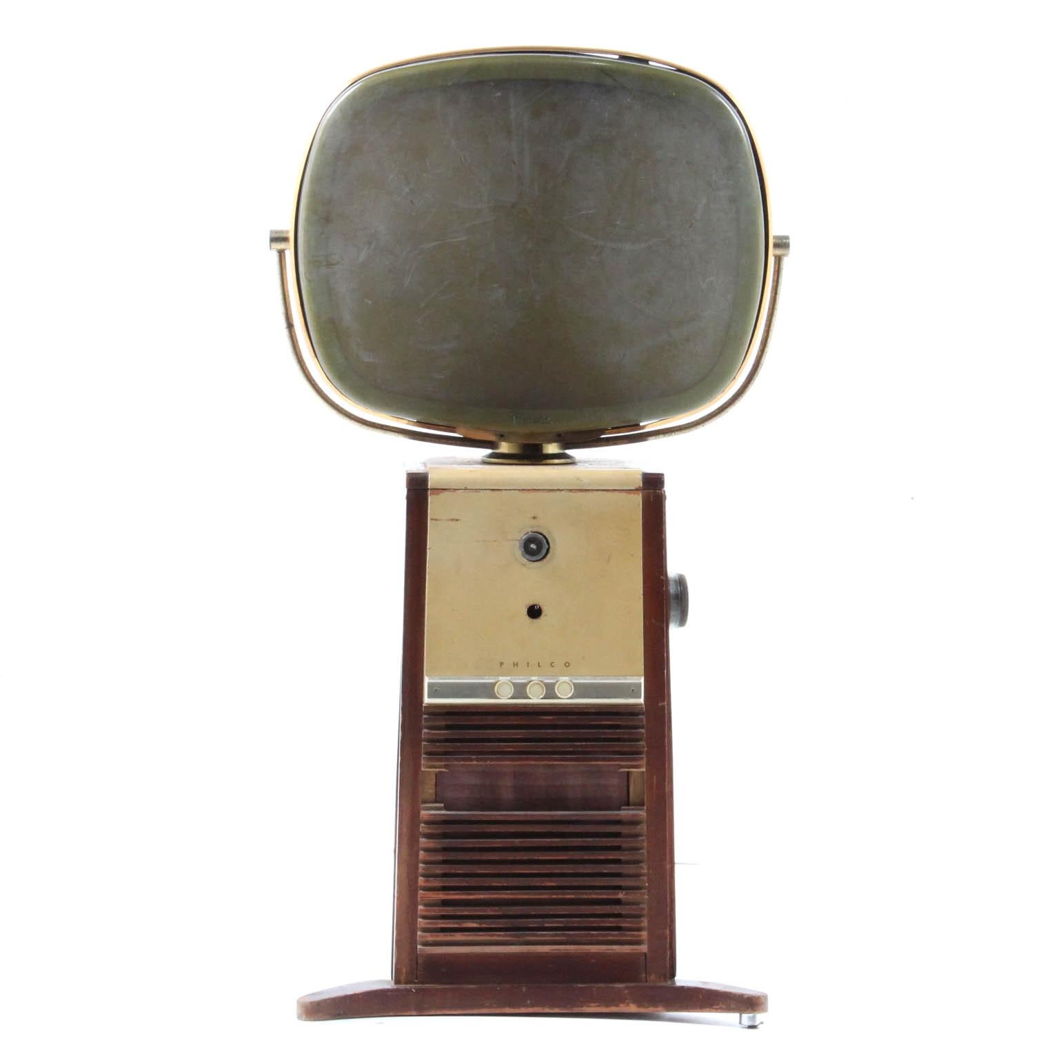 Vintage Philco Predicta Telvision with Stand