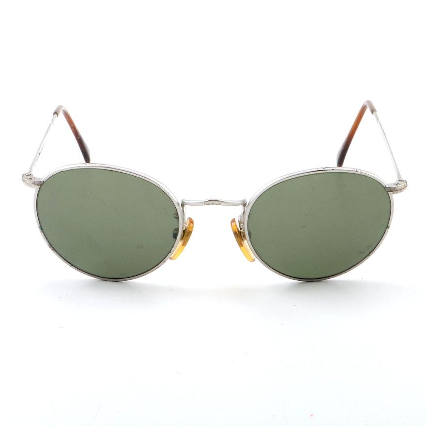 6983f56c1a94 Vintage Giorgio Armani Sunglasses with Needlepoint Cherry Case   EBTH