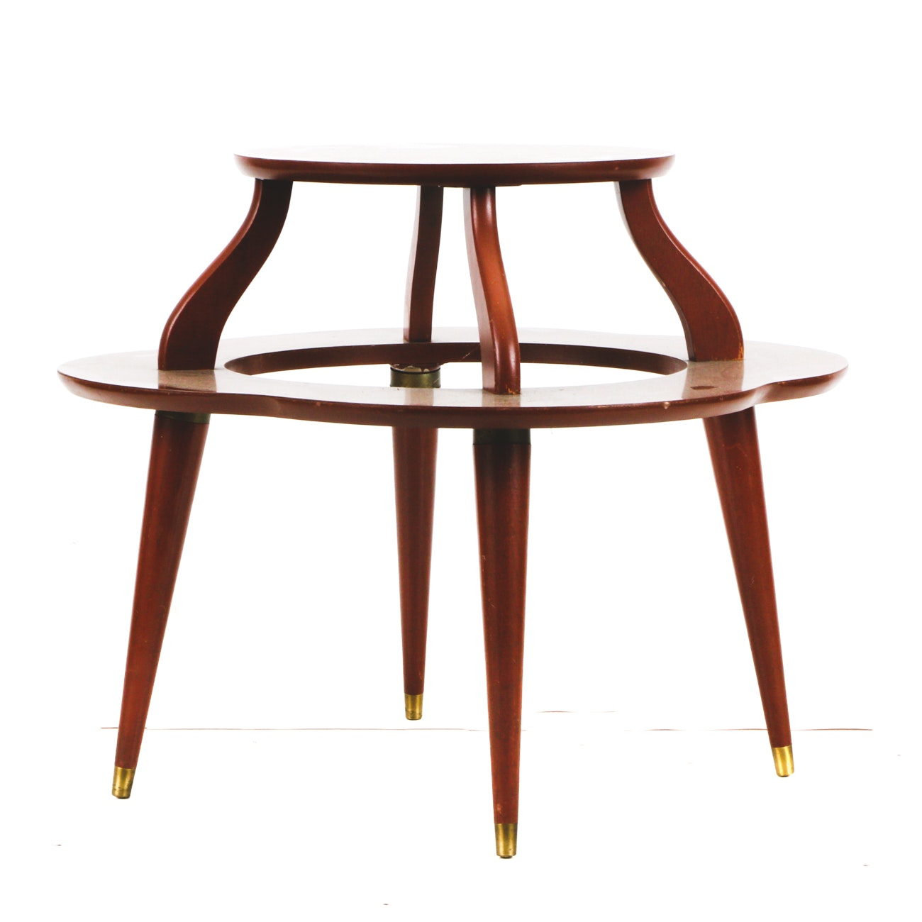 Mid-Century Modern Accent Table