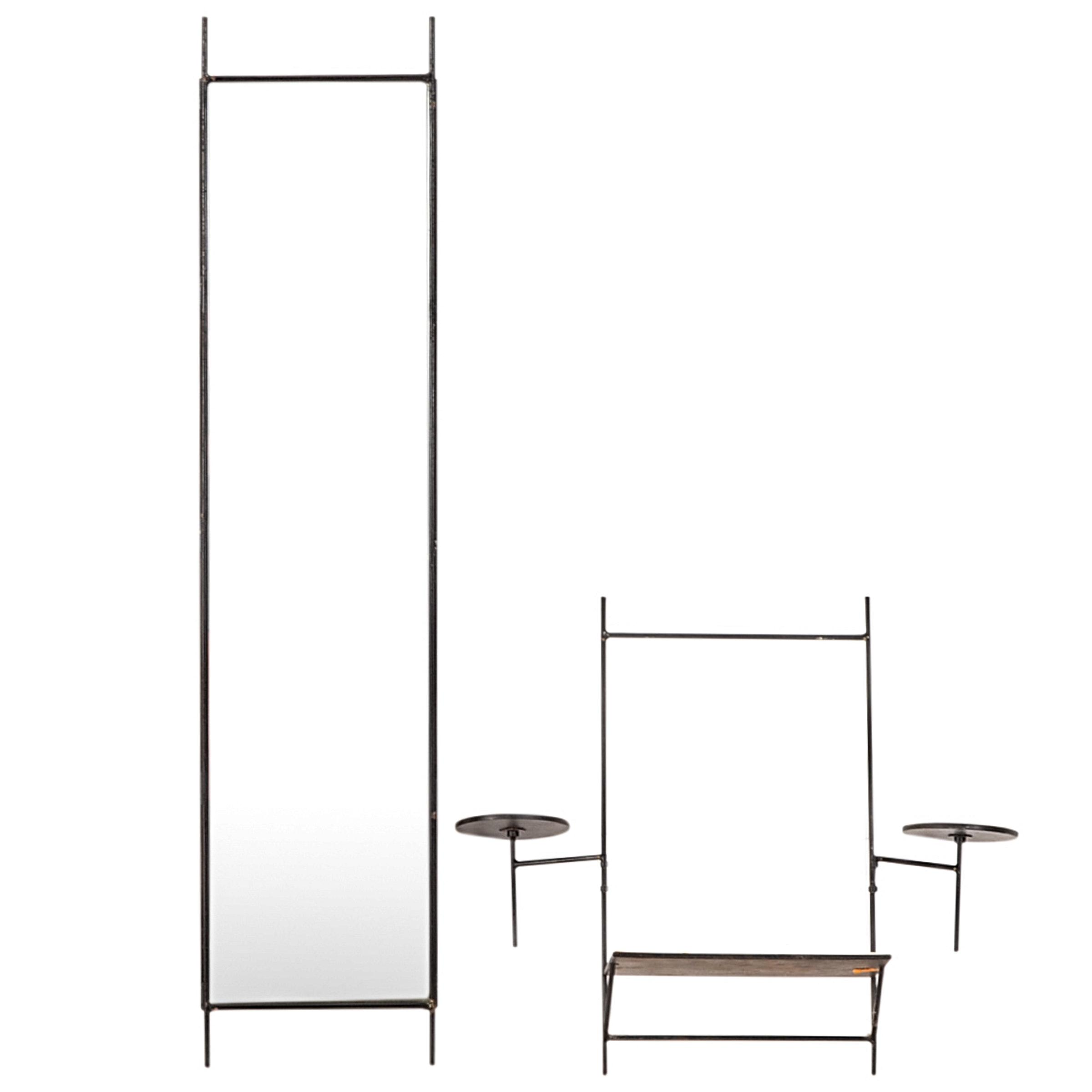 Desirable Mirror; Paul McCobb for Directional, Circa 1950