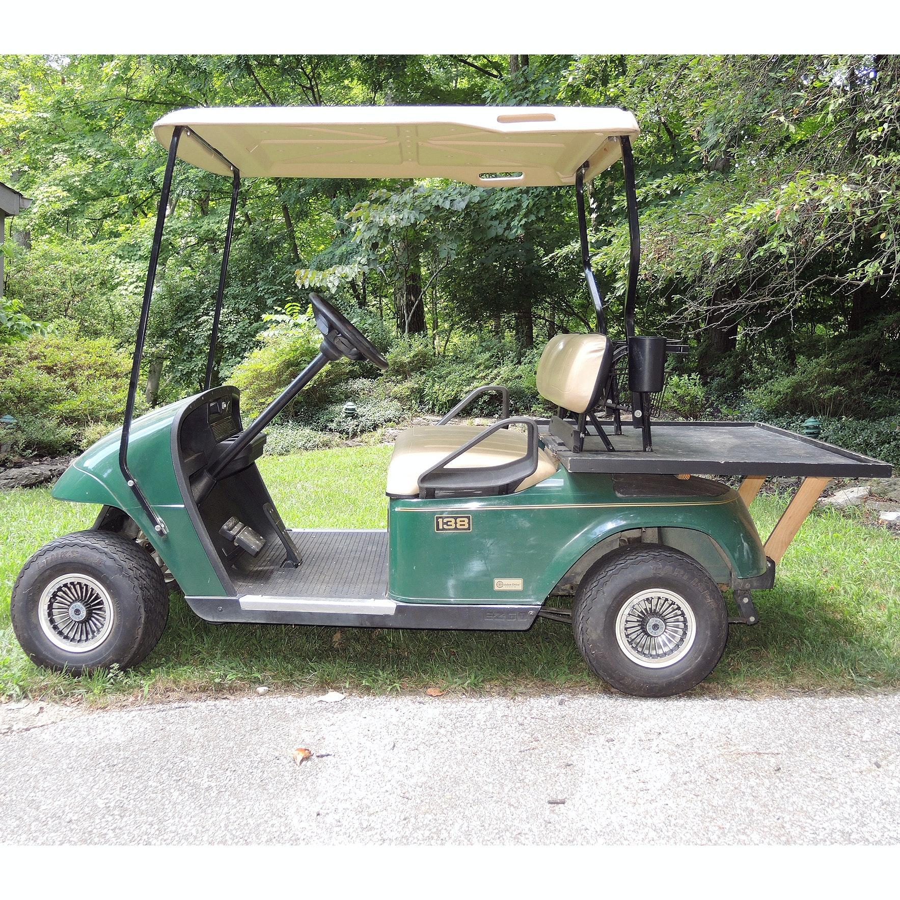 EZ-GO 138 Electric Golf Cart