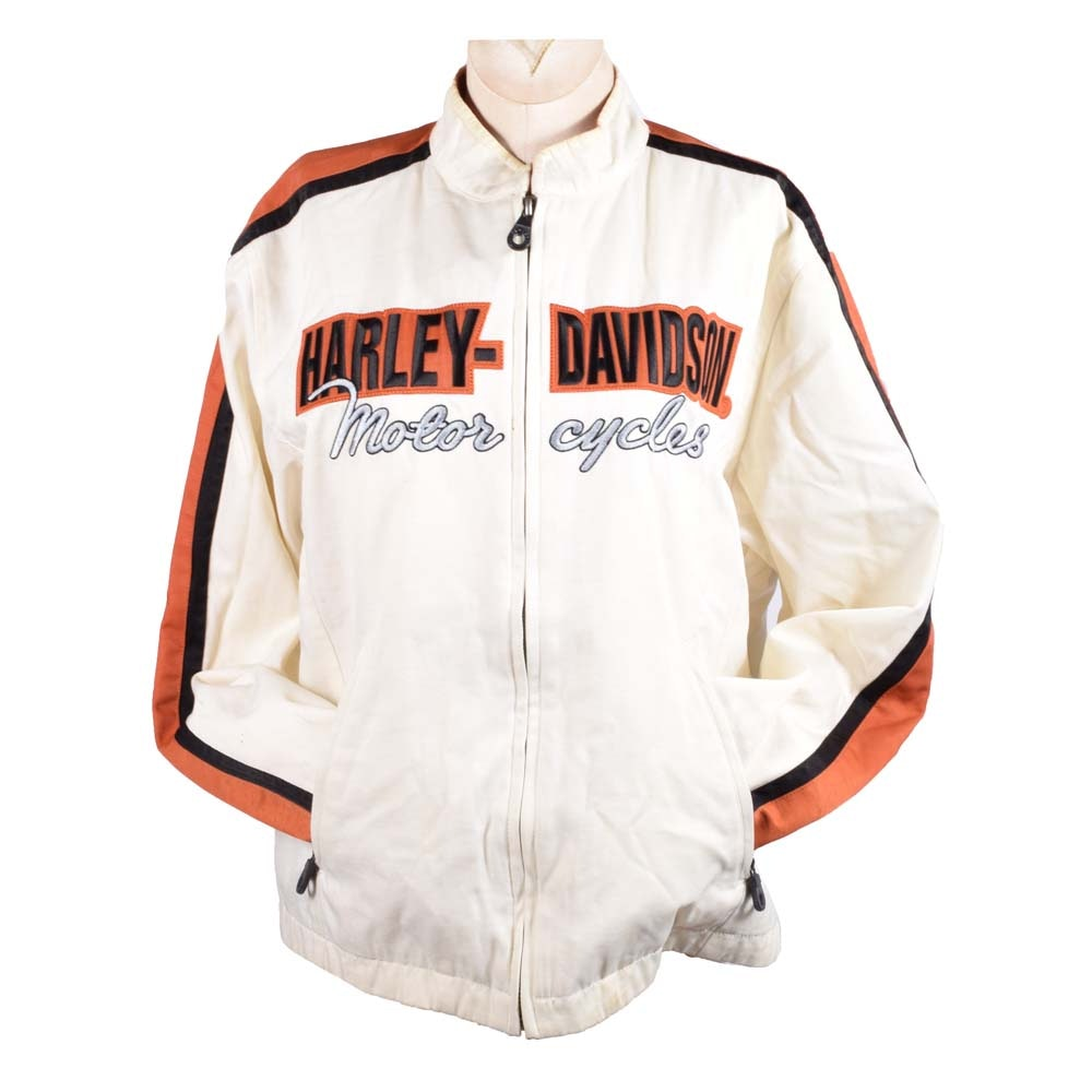 Women's Harley-Davidson Cotton and Nylon Jacket
