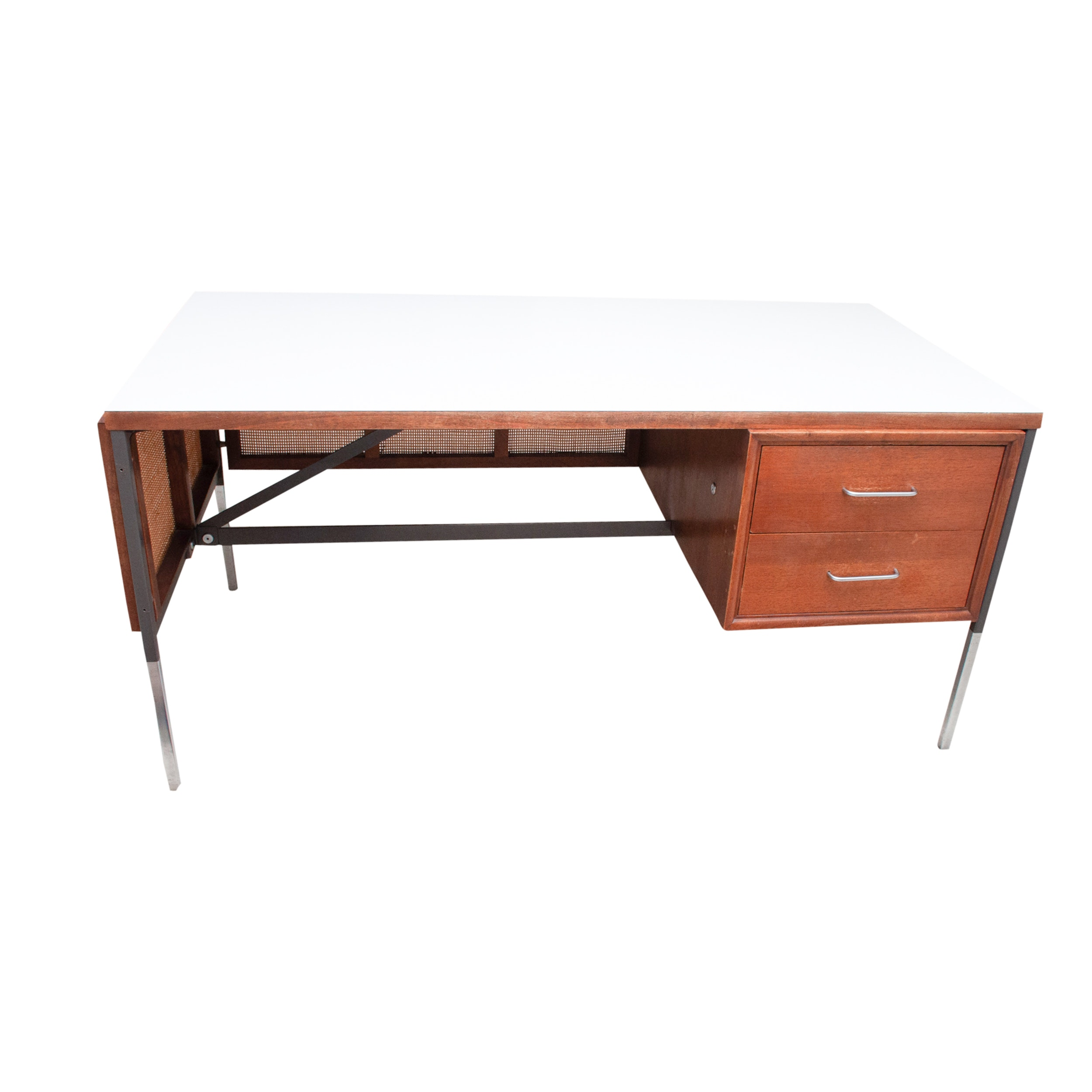 Mid Century Modern Office Desk by Domore