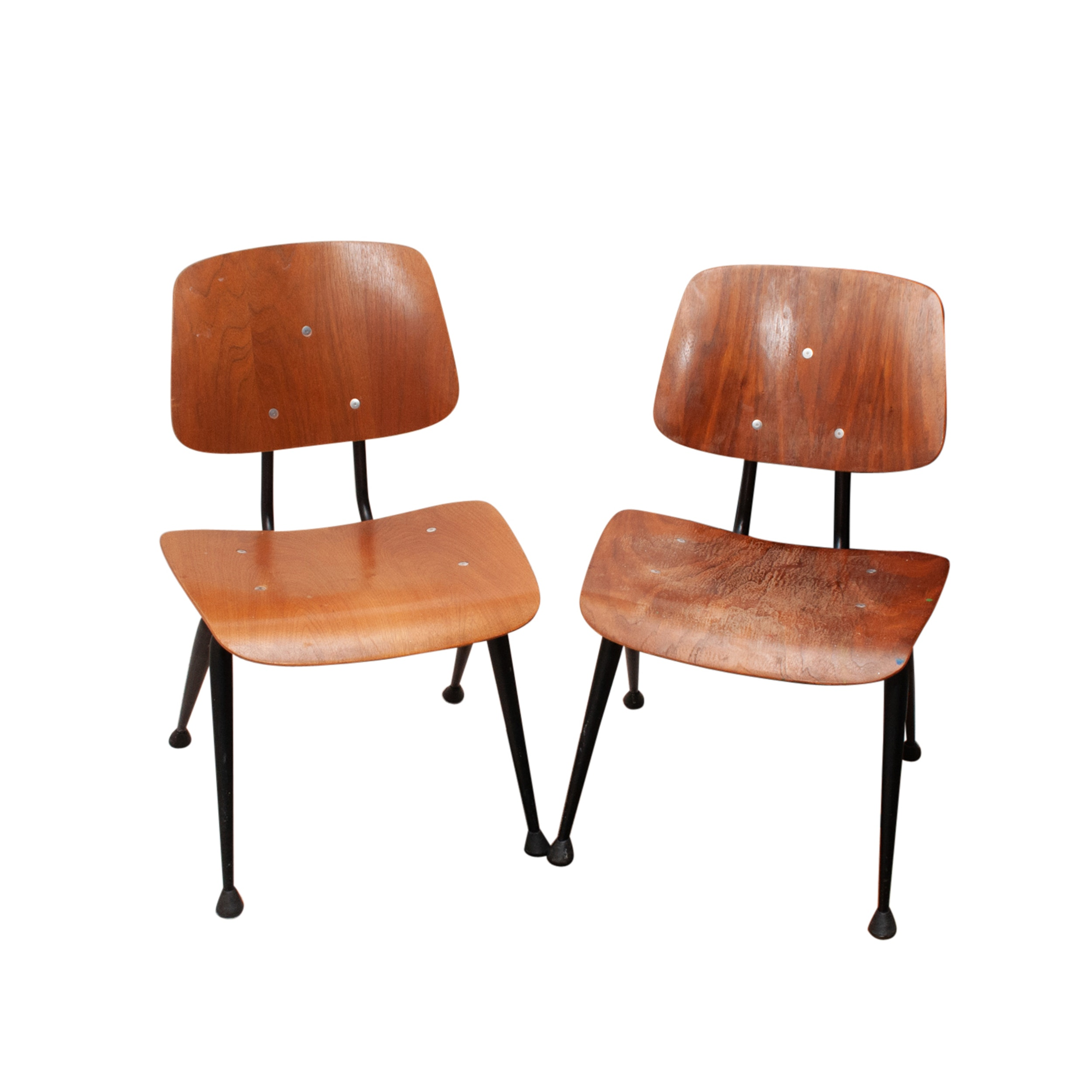 Brunswick Mid-Century Modern Side Chairs