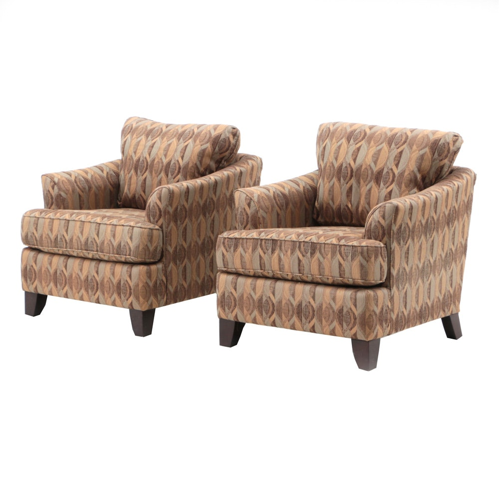 Pair of La-Z-Boy Lounge Chairs