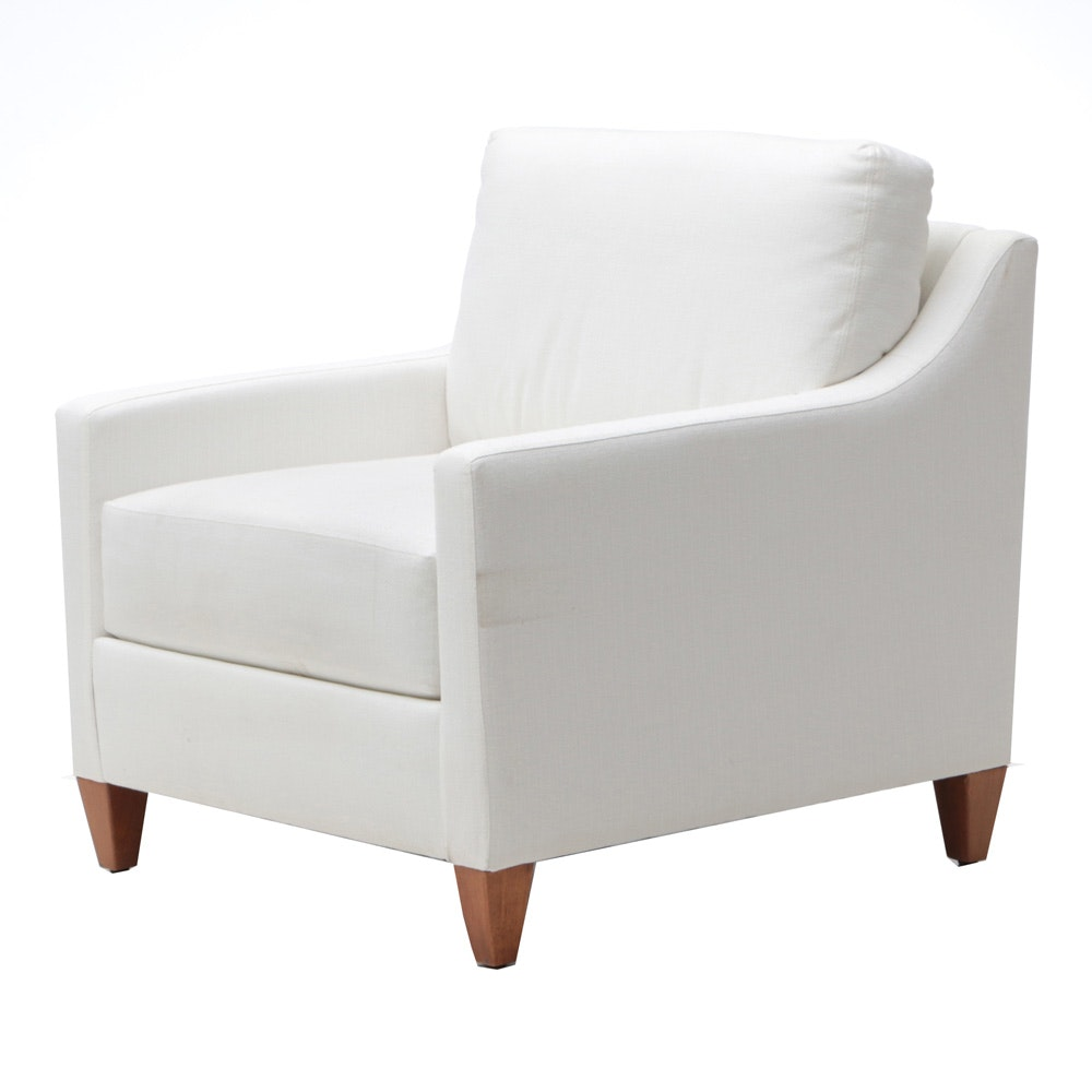 Upholstered Arm Chair by Ethan Allen