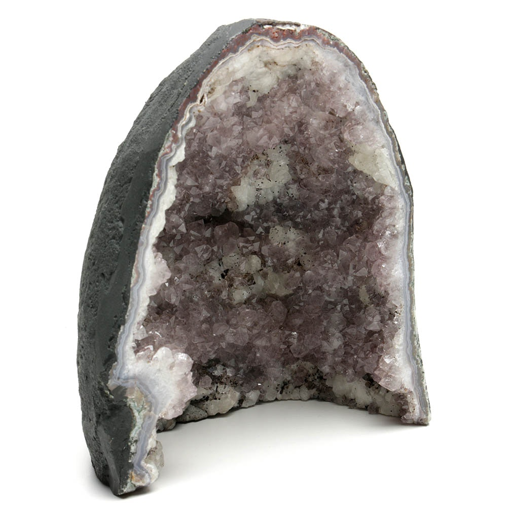 Amethyst Cathedral Geode