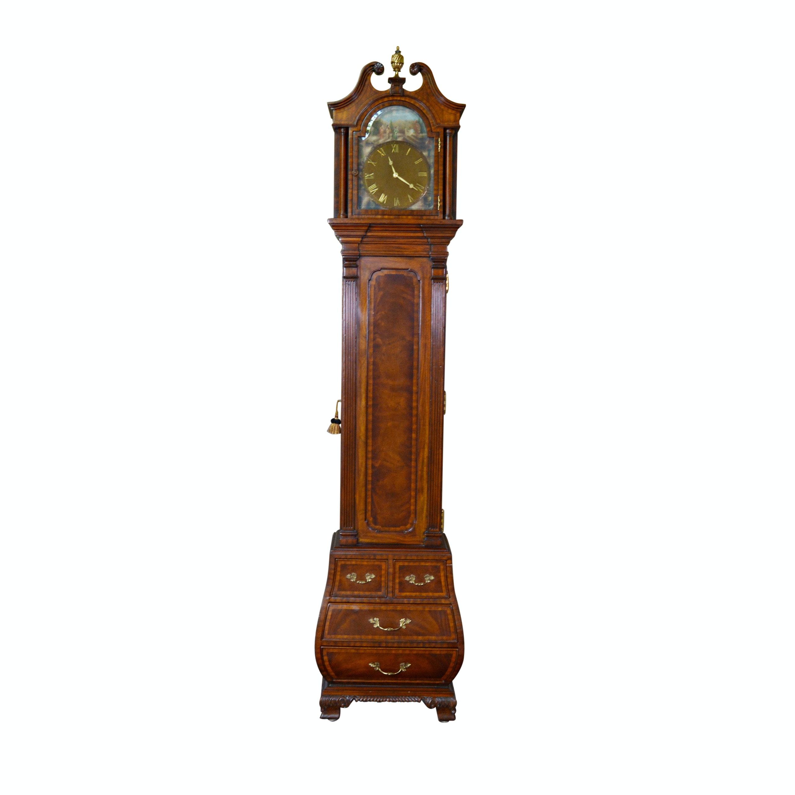 Maitland-Smith Longcase Pendulum Clock