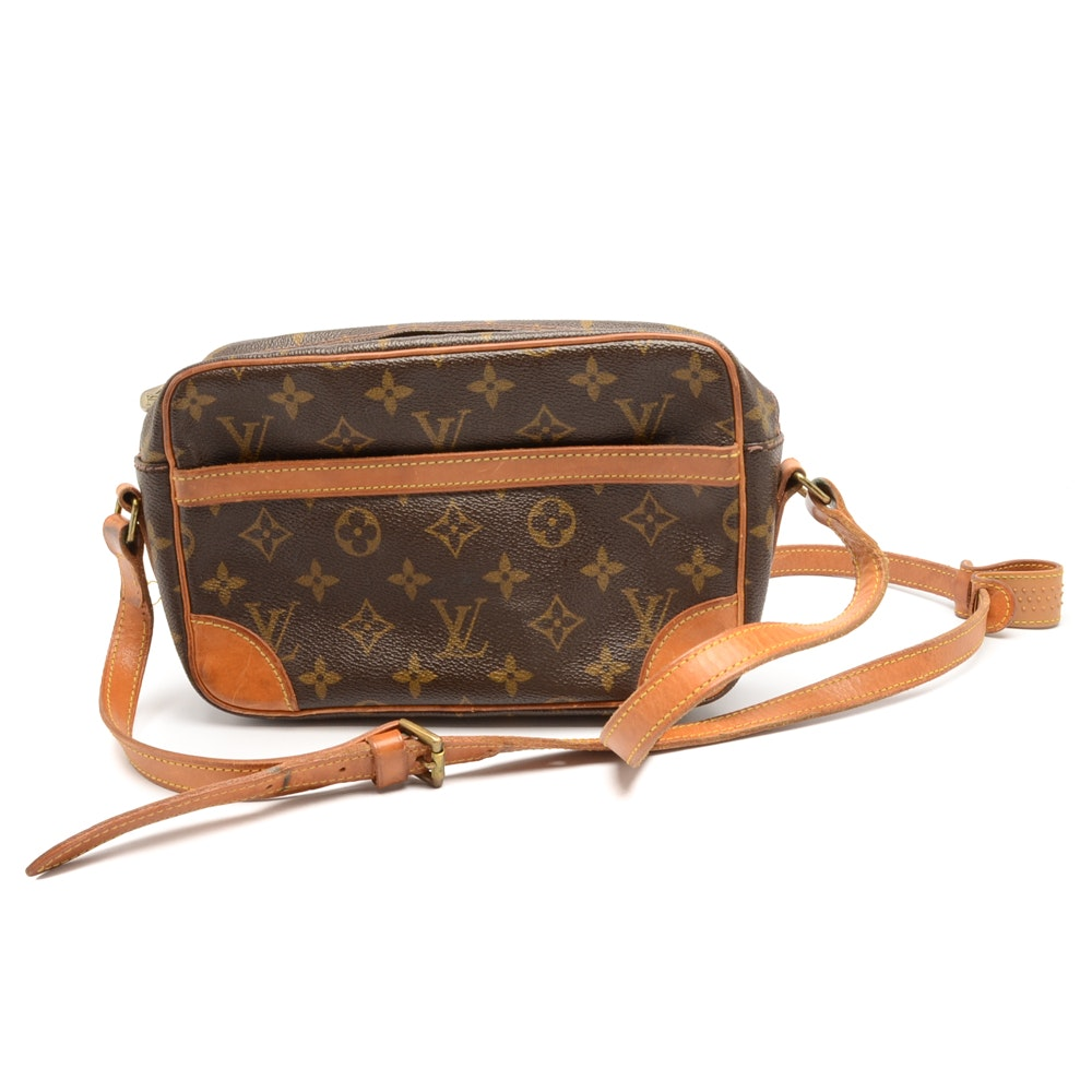 Vintage Louis Vuitton Monogram Handbag