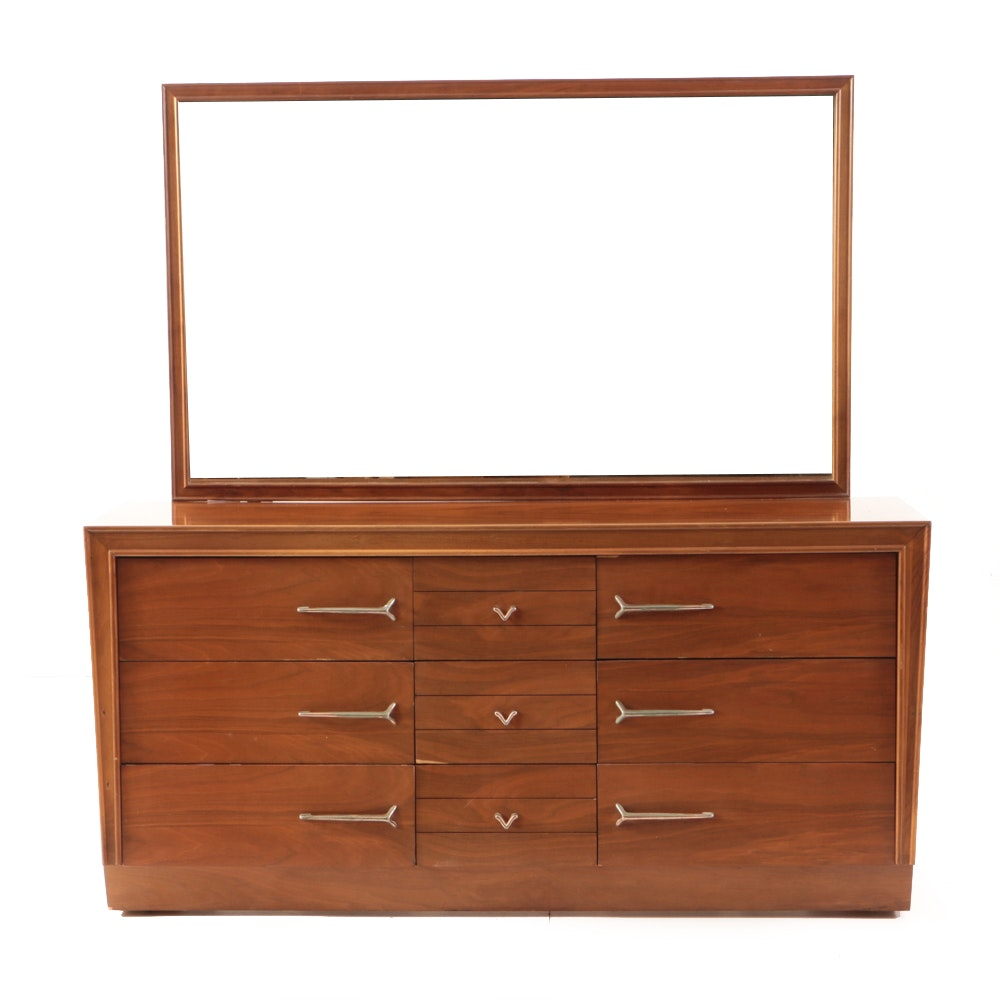 Mid Century Modern Chest of Drawers by Unagusta Furniture