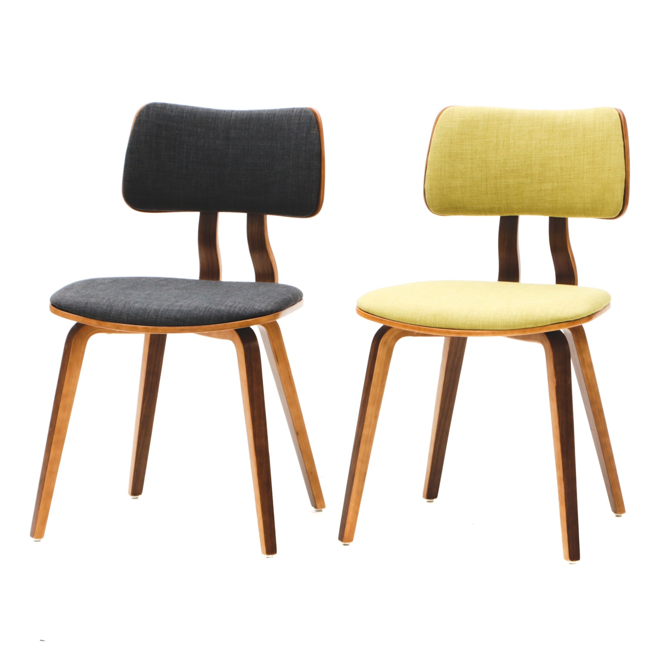 Pair of Mid Century Modern Style Side Chairs