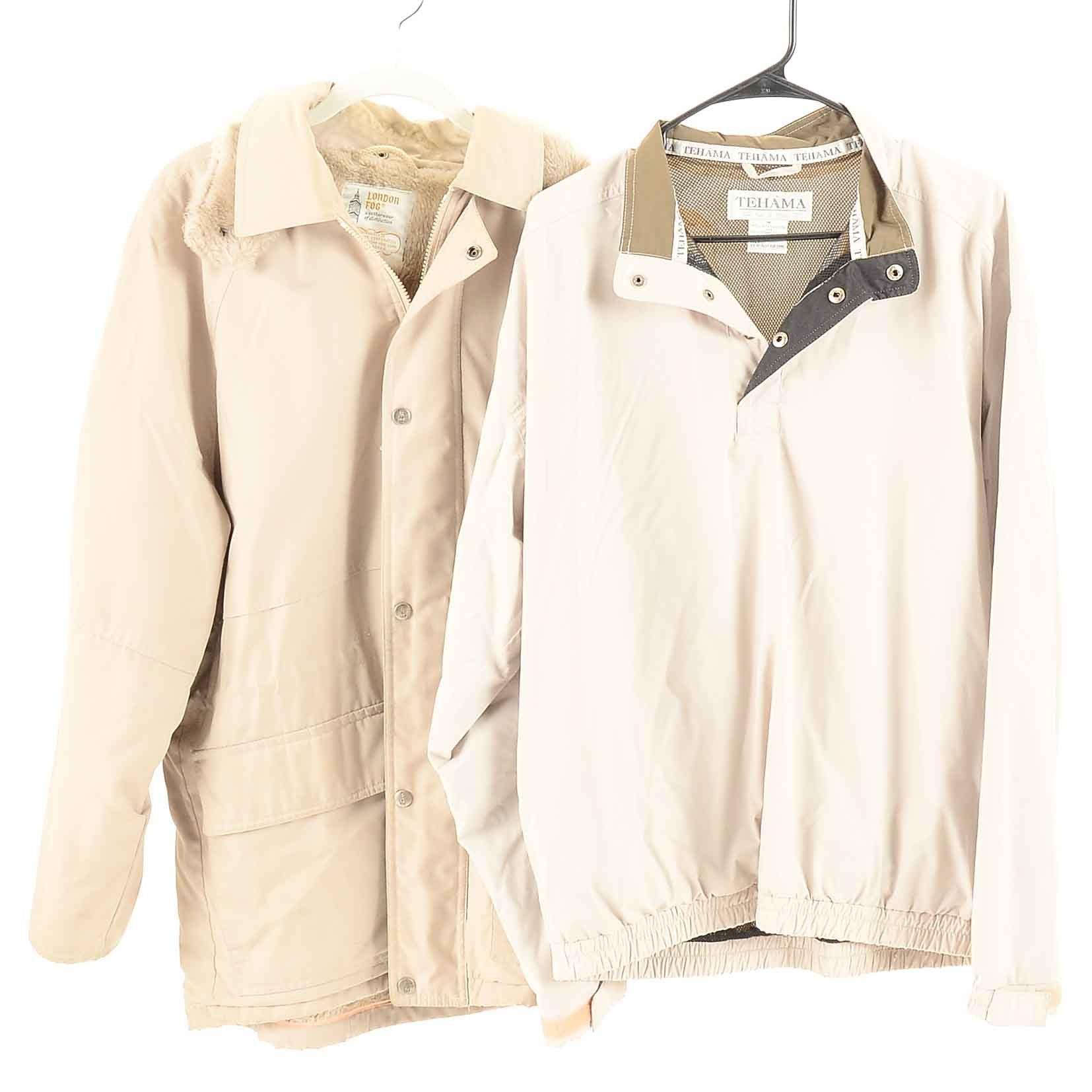 Men's Jackets including London Fog