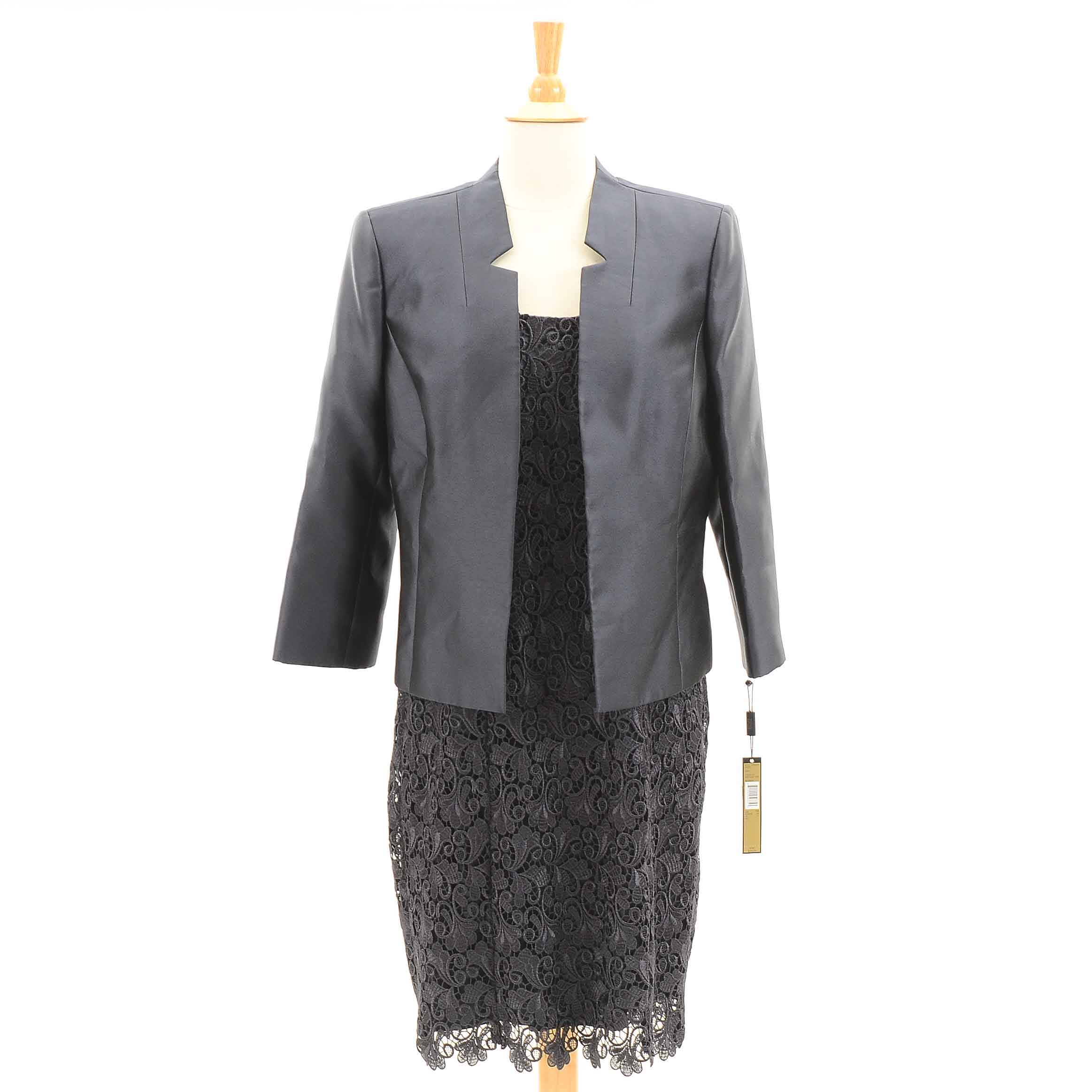 Tahari Lace Dress and Jacket