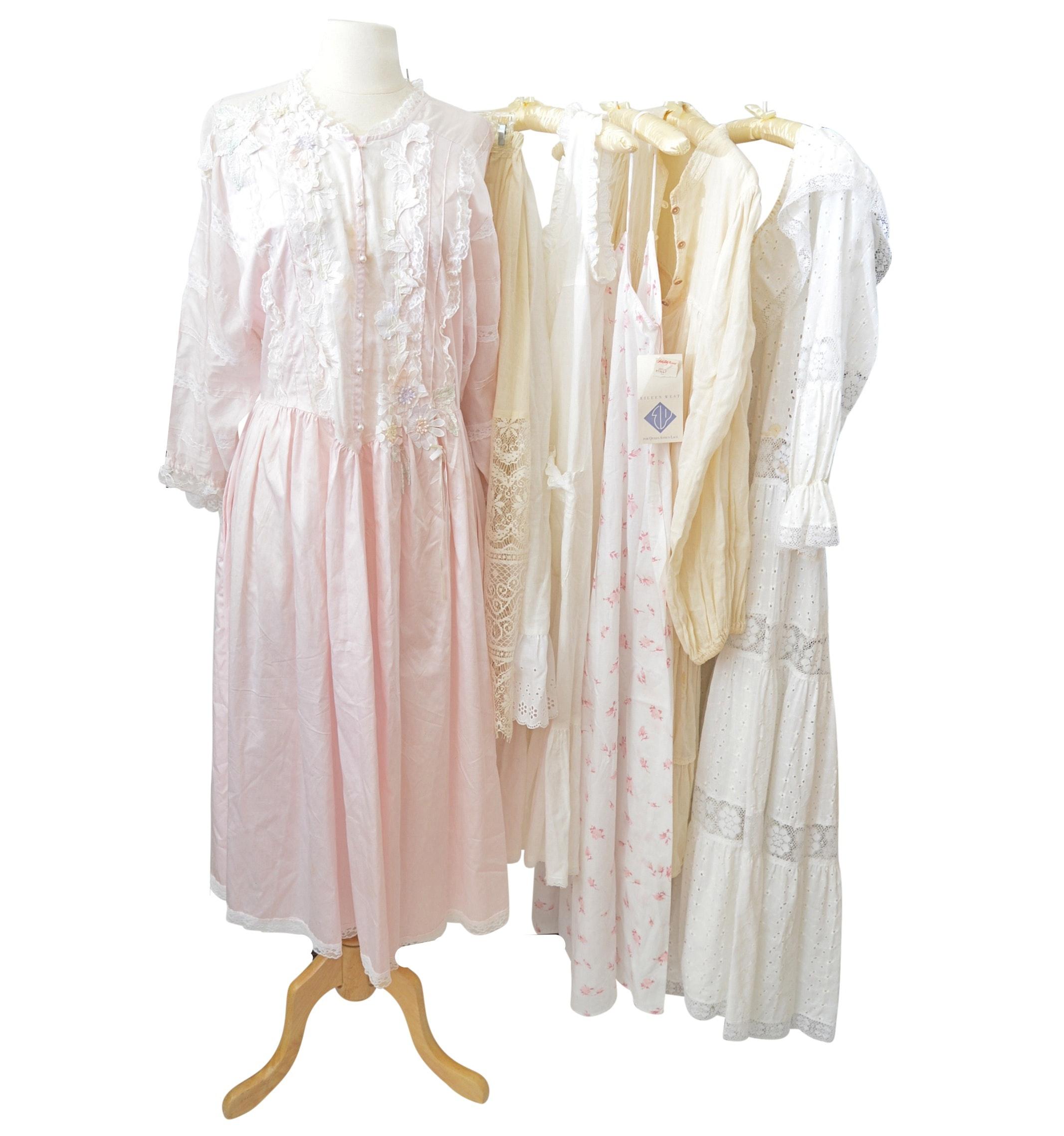 Prairie Style Vintage Prom Dresses