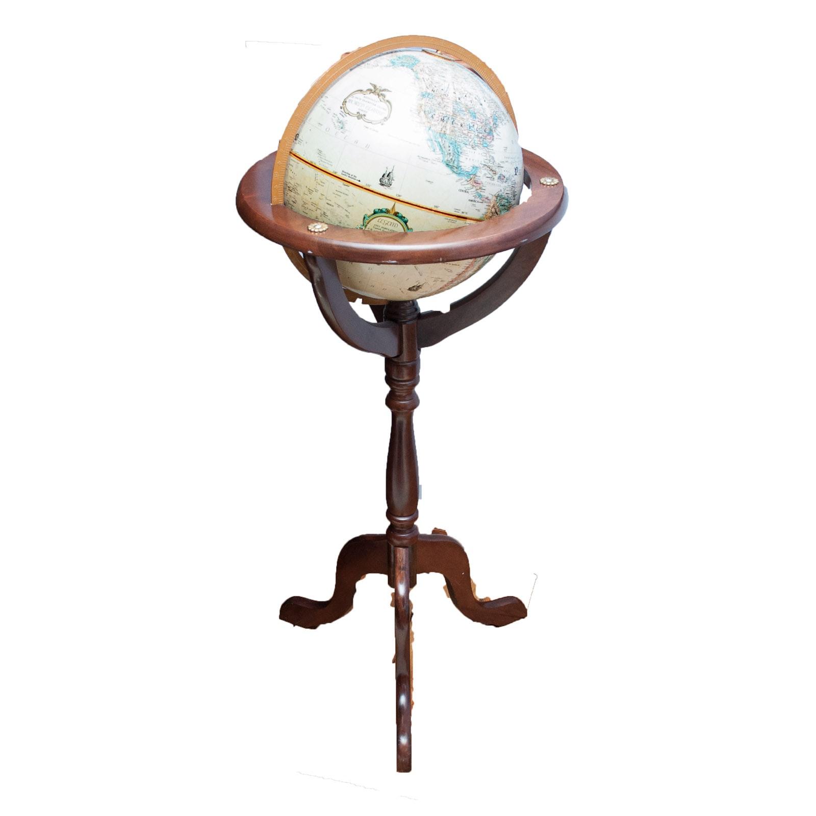 "Replogle World Classic 12"" Globe and Stand"