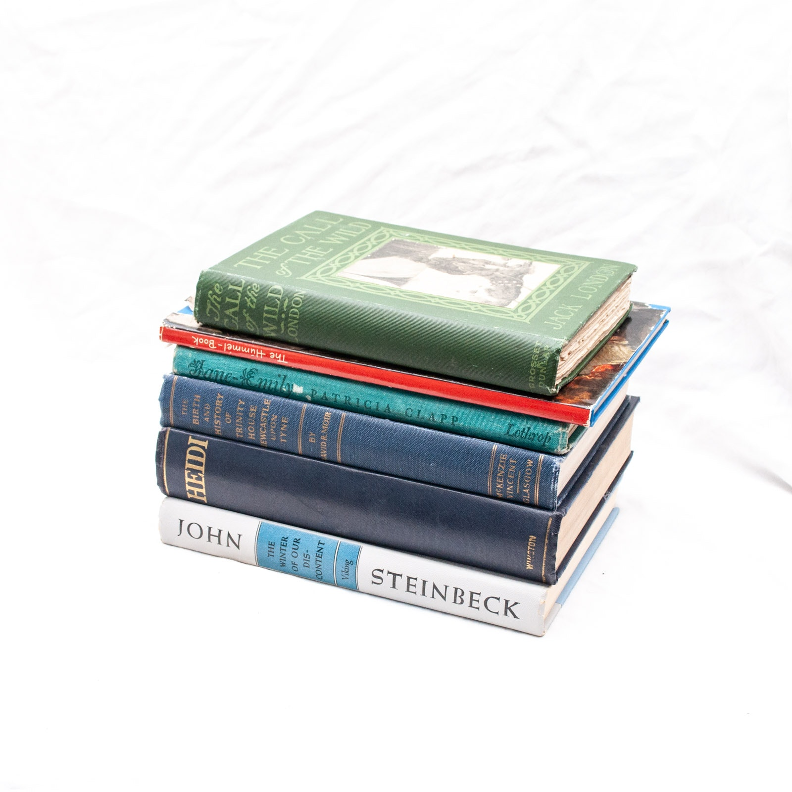 Vintage Assorted Books