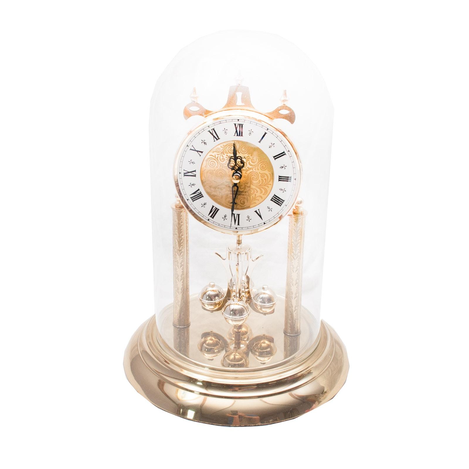 Bulova Westminster Quartz Anniversary Clock