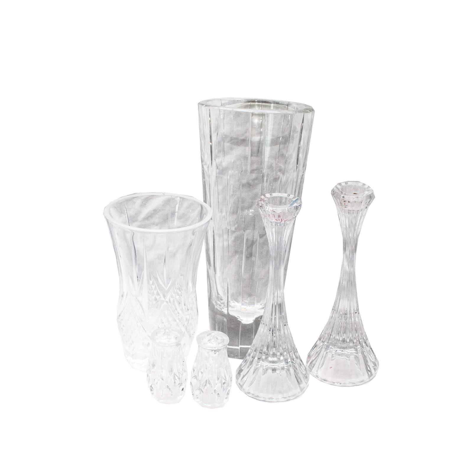 Crystal Tableware Including Stuart