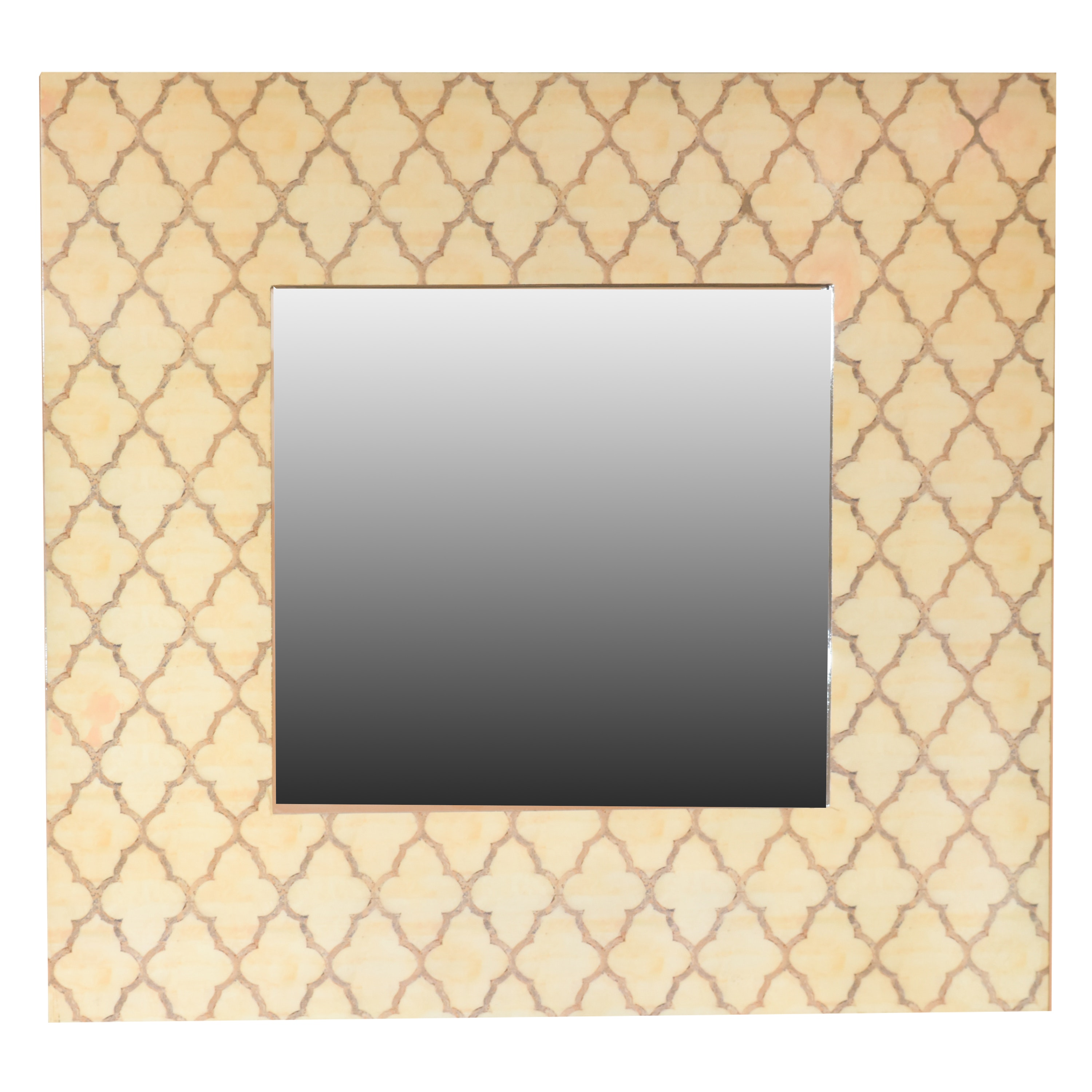 """Pier One Imports """"Pearl Luster"""" Mirror by Regina-Andrew Designs"""