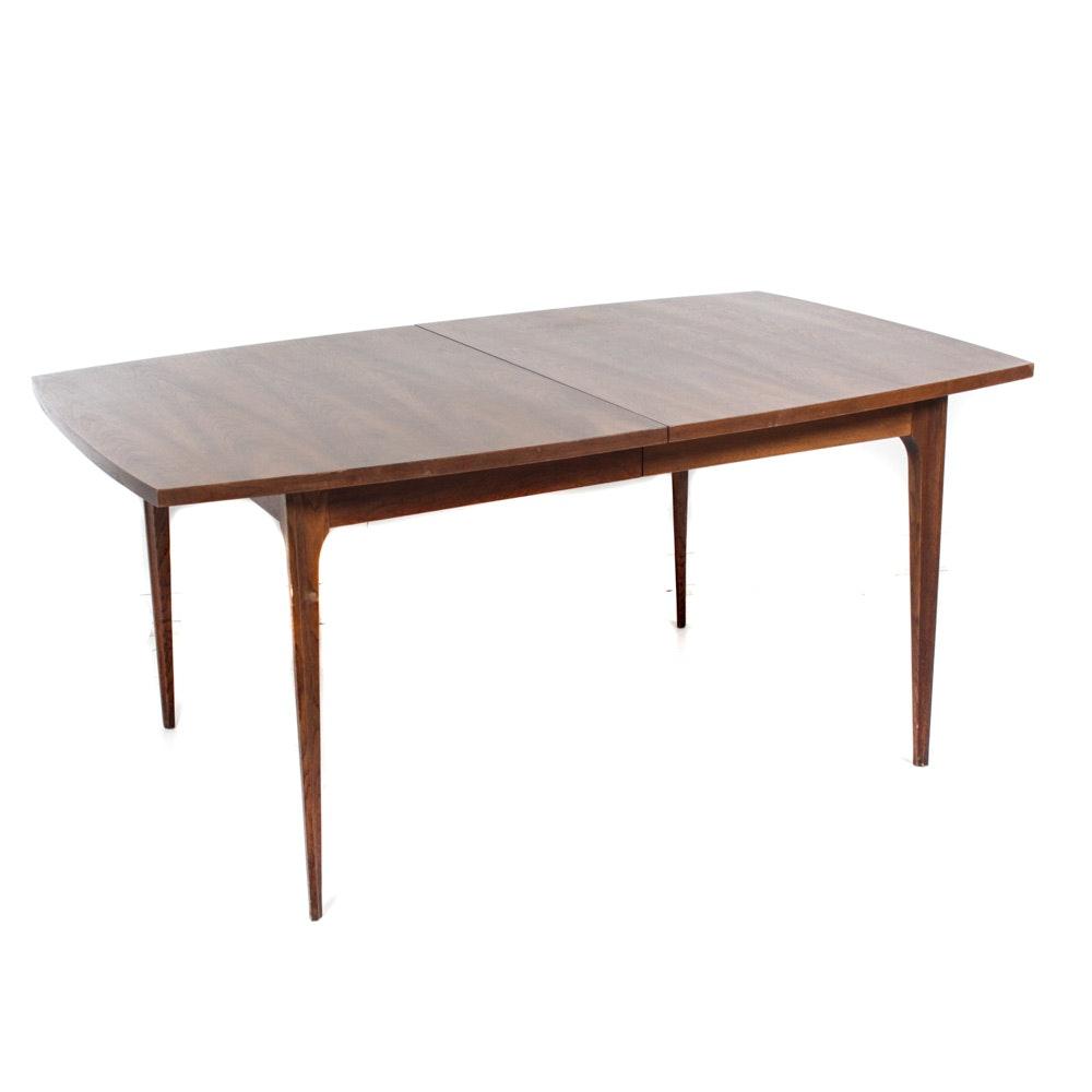 "Mid Century Modern ""Brasilia"" Dining Table by Broyhill"