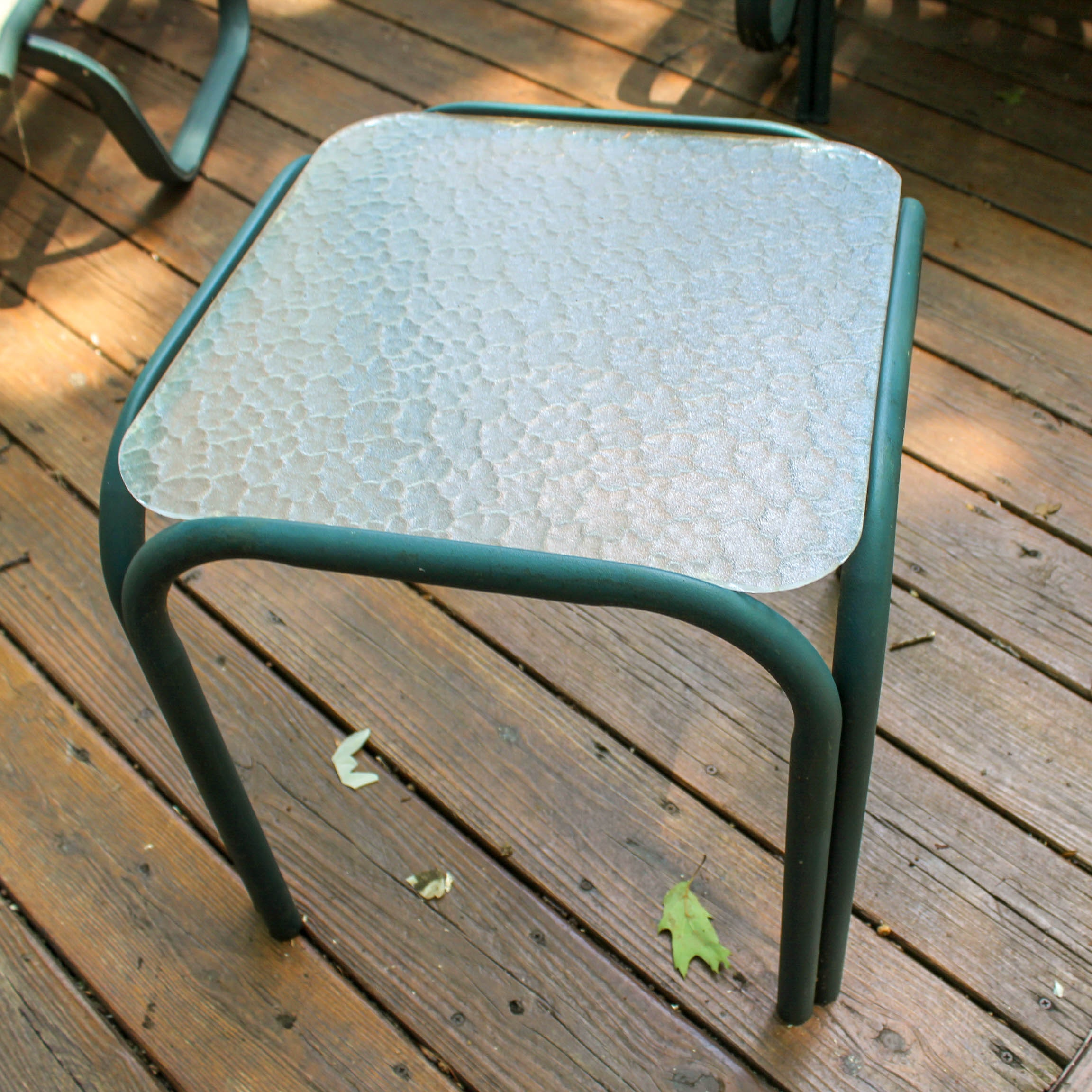 Telescope Casual Patio End Table