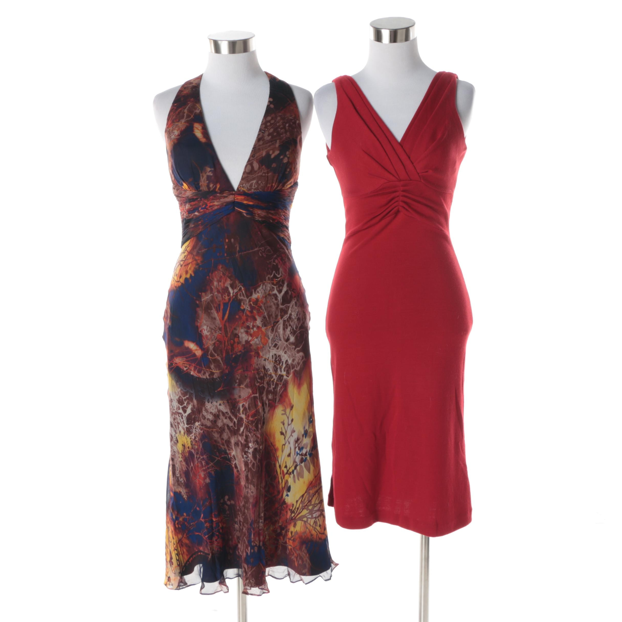 Banana Republic and Morrell Maxie Sleeveless Dresses