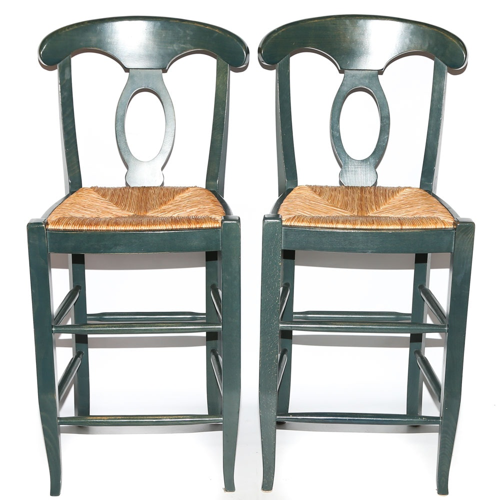 Pottery Barn French Country Barstools