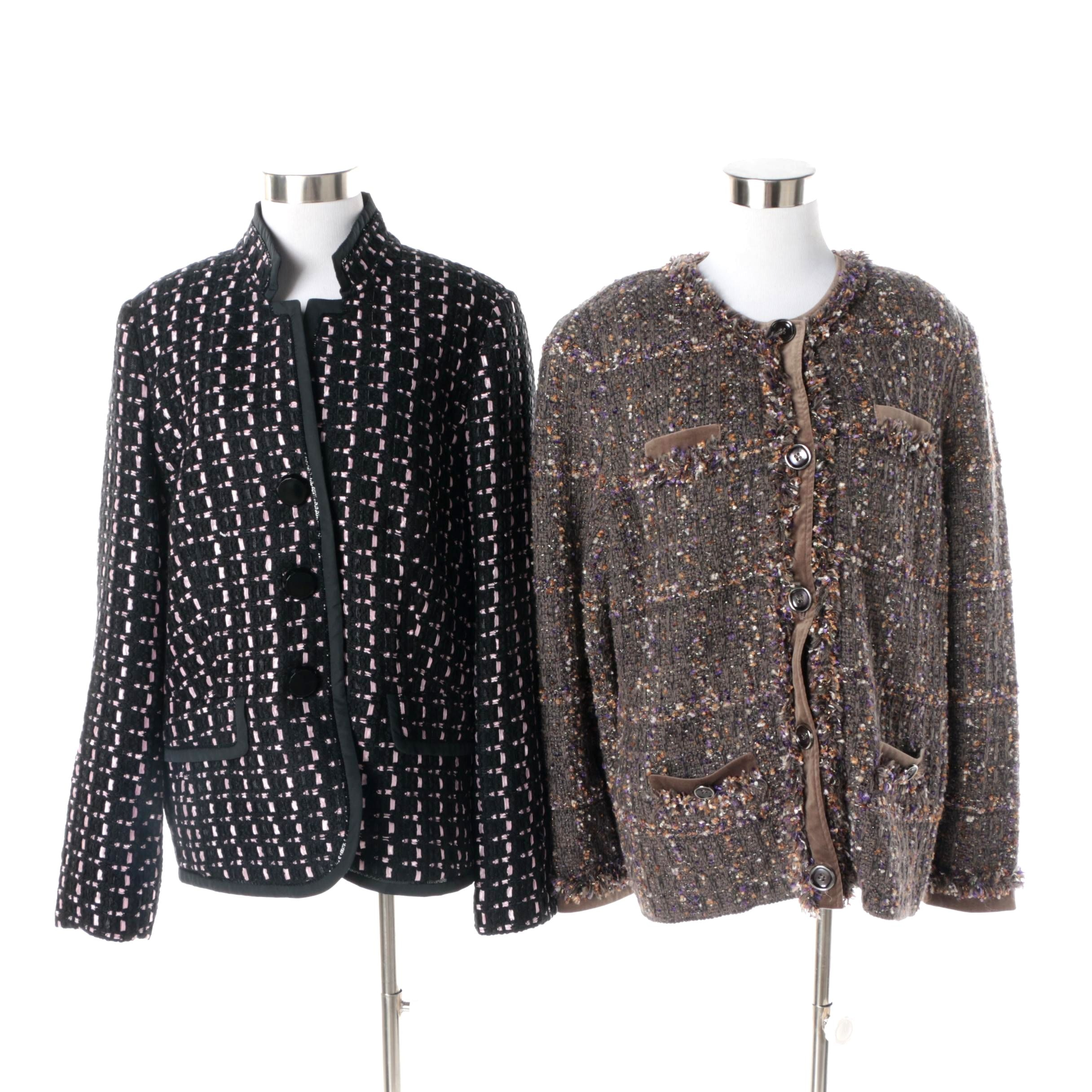 Women's Basler Tweed Jackets