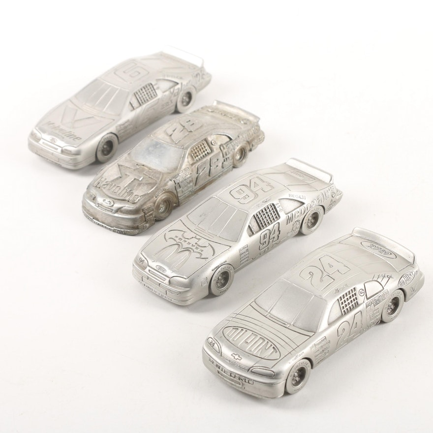 NASCAR Pewter Figurines from Action Performance Companies, Inc