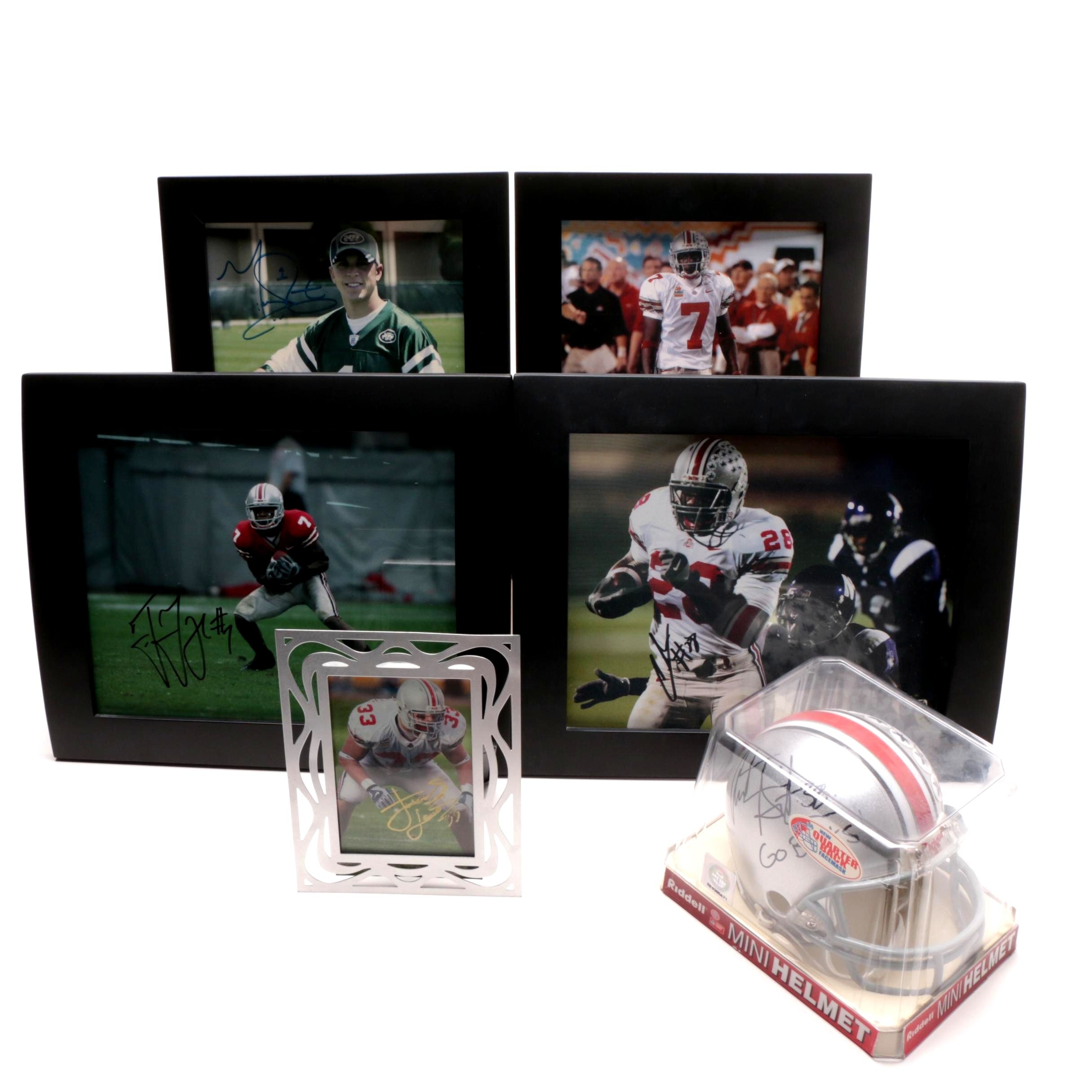 Ohio State Football Autographed Collection