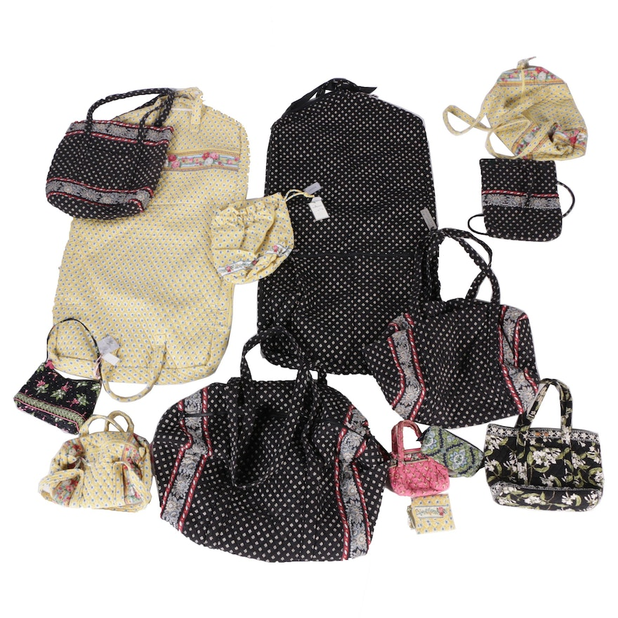 Vera Bradley Bags Featuring Matching Sets