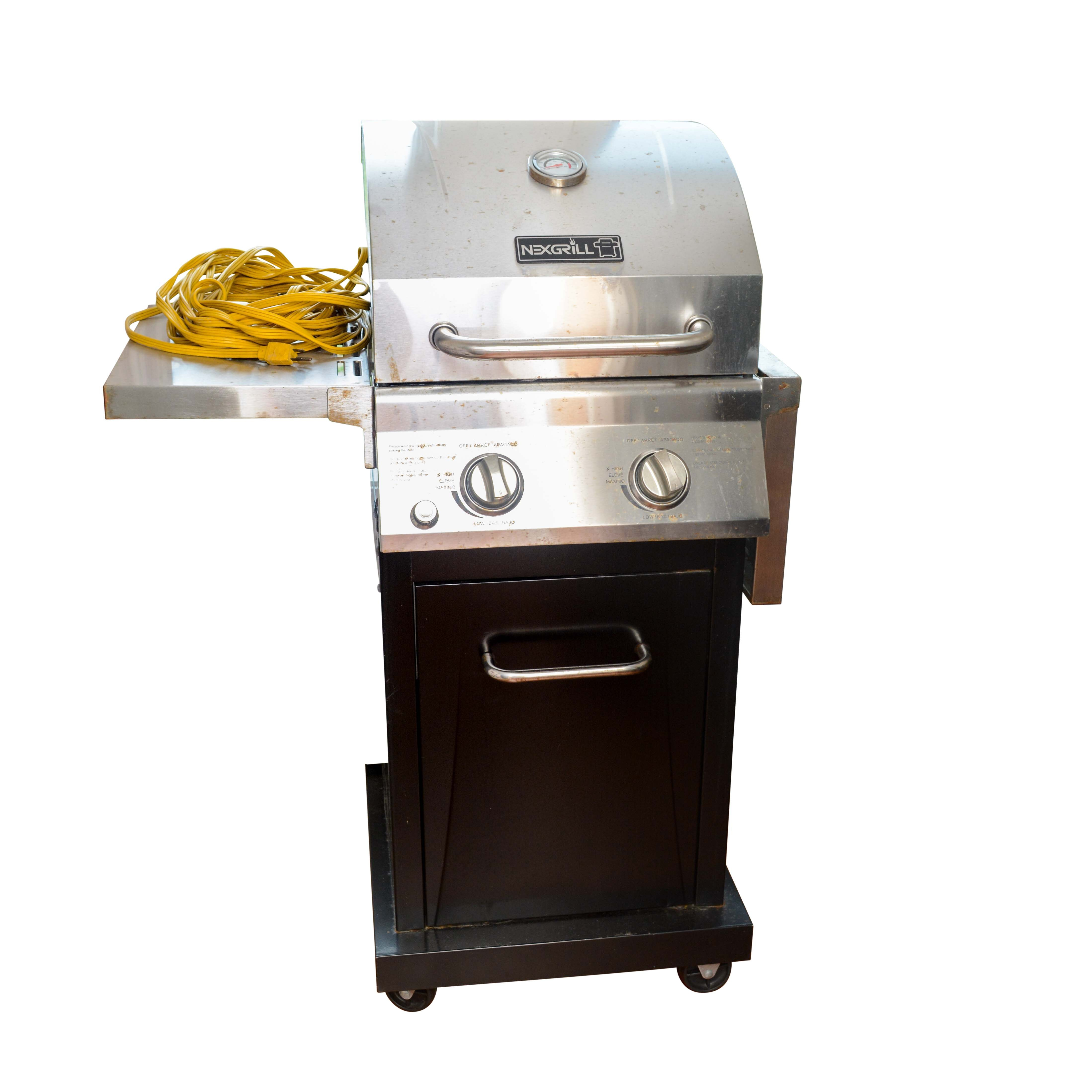 """Evolution"" Two-Burner Propane Grill by NexGrill"