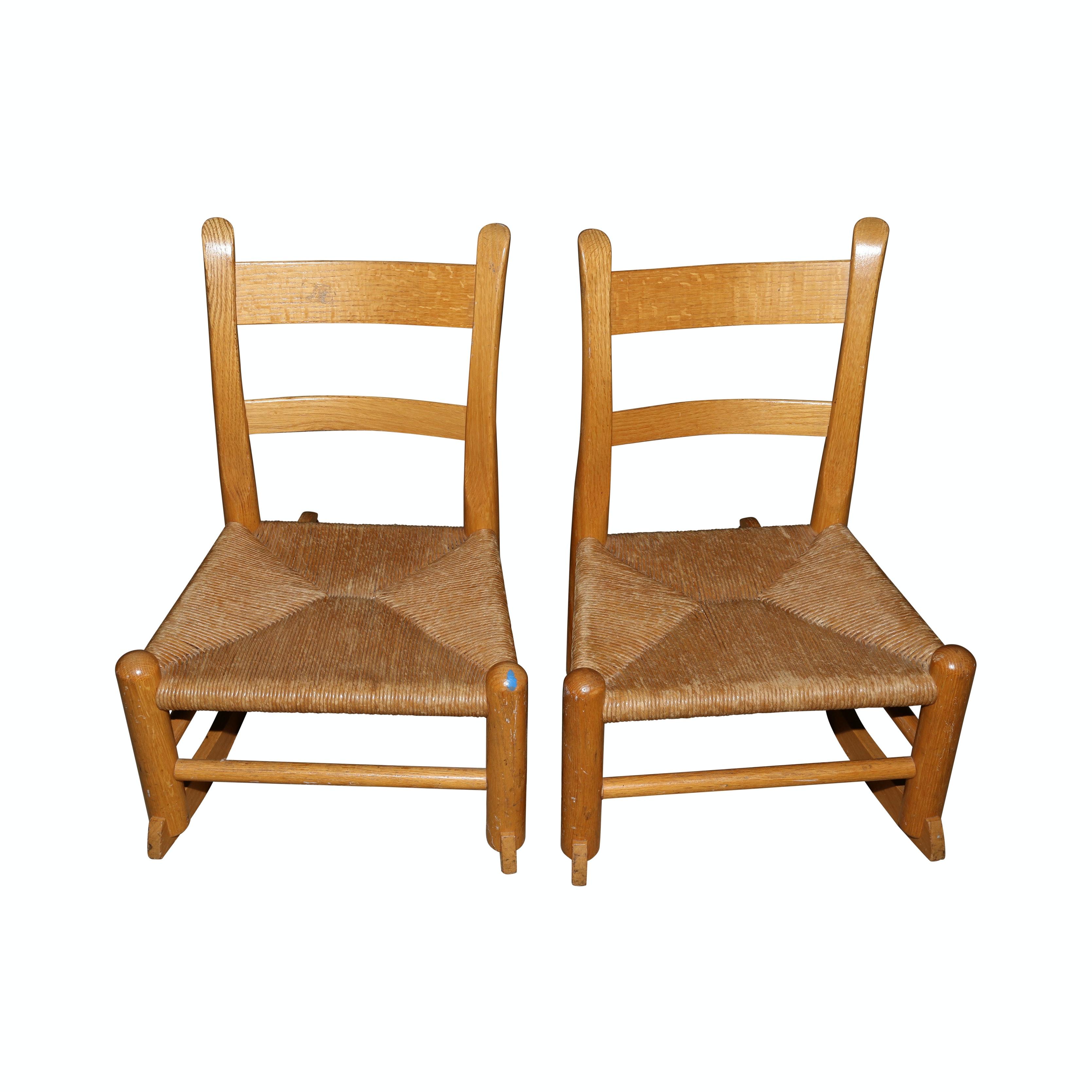Child Size Rocking Chairs