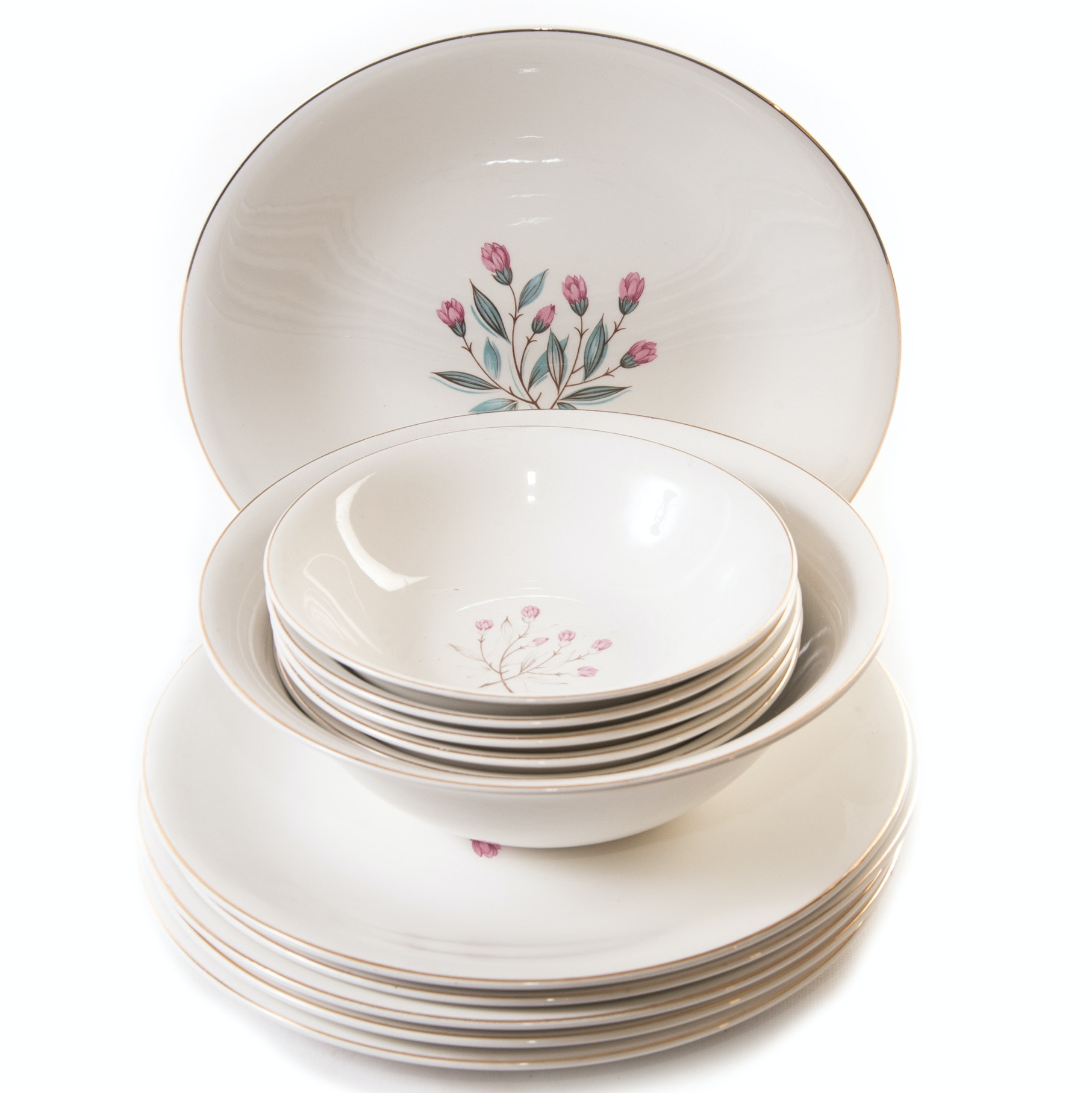 Wedgwood Porcelain China  sc 1 st  EBTH.com & Vintage Tableware Auction | Antique Tableware Auctions in Mid ...