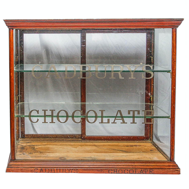 Vintage Cadbury's Chocolate Cabinet