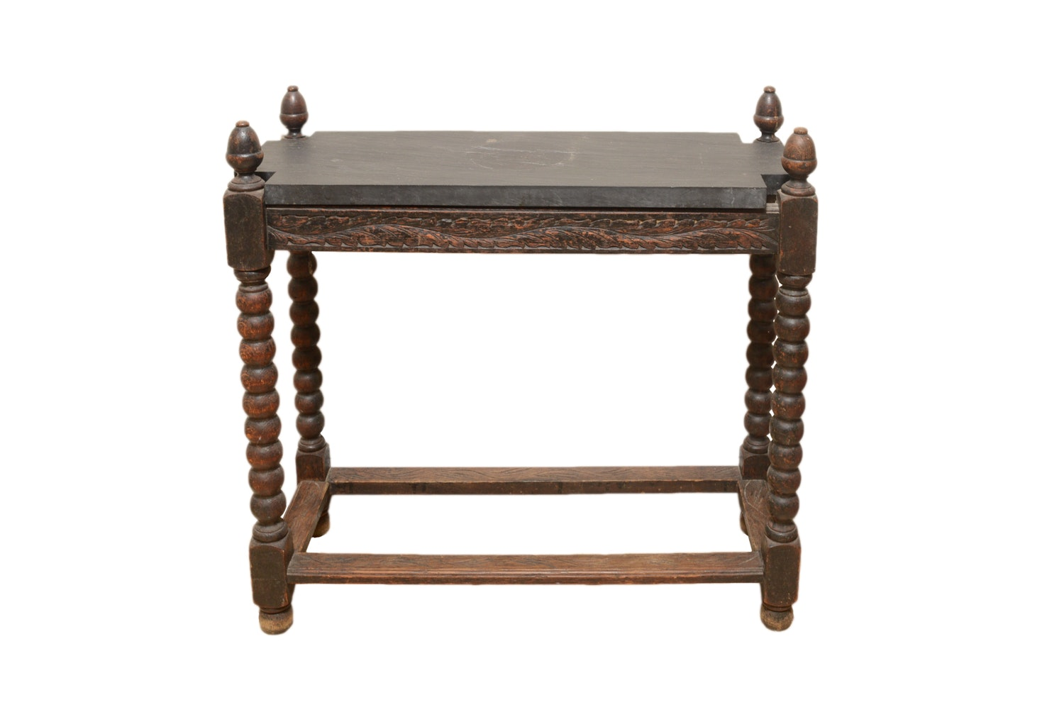 Antique William and Mary Style Console Table